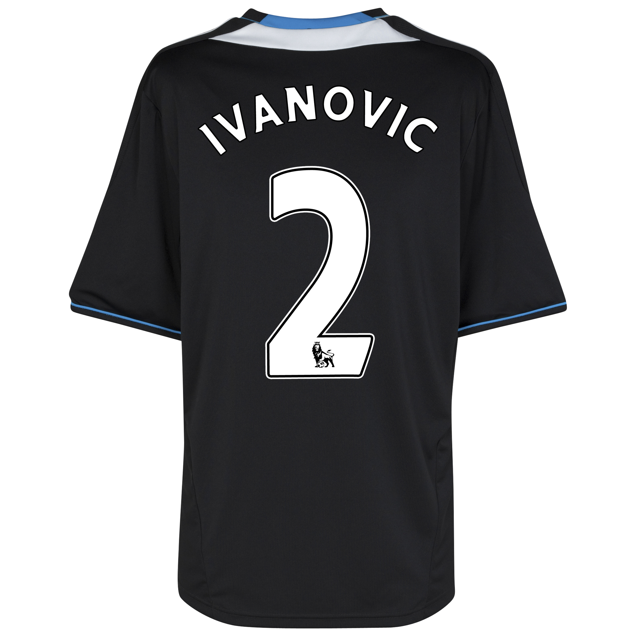 Chelsea Away Shirt 2011/12 with Ivanovic 2 printing