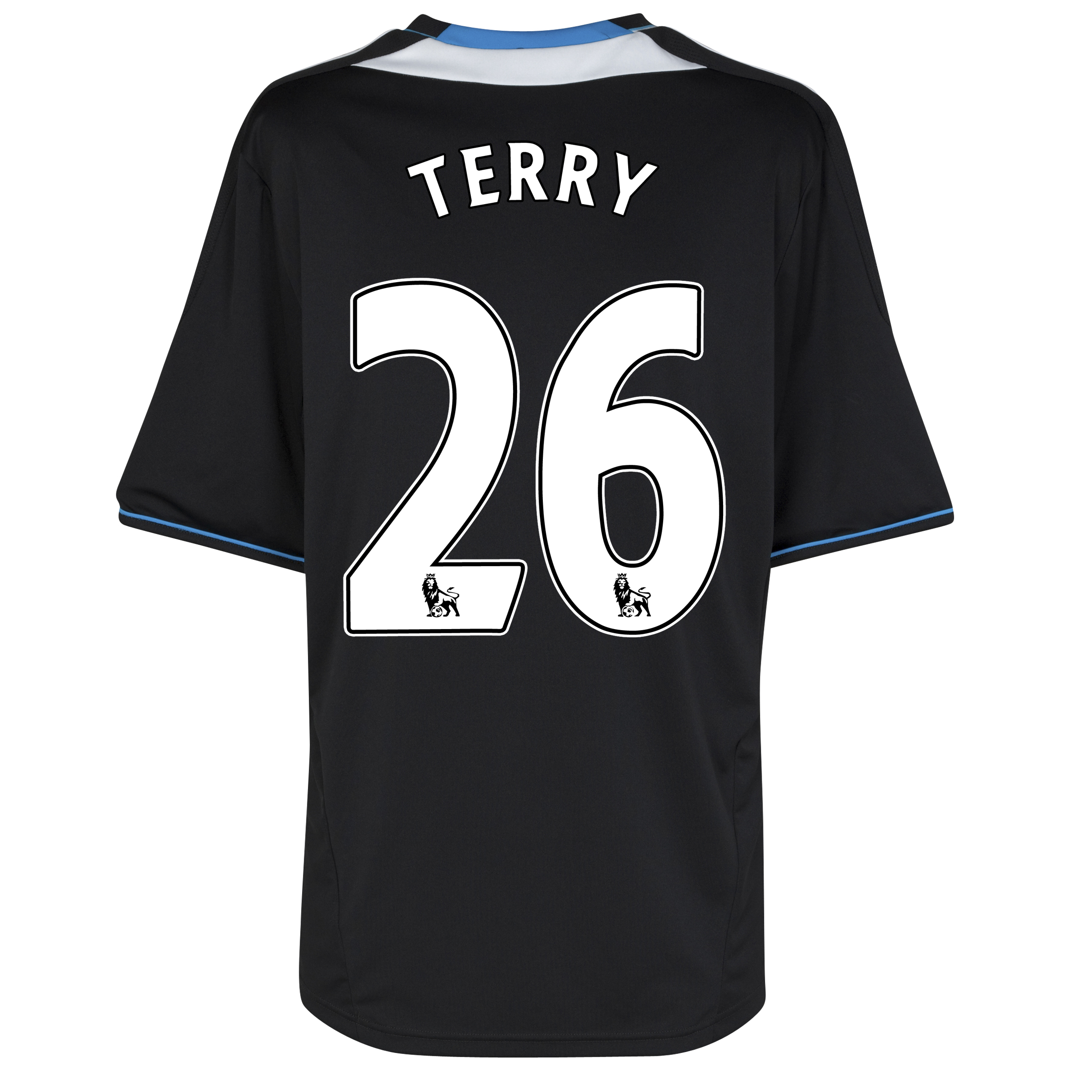 Chelsea Away Shirt 2011/12 with Terry 26 printing