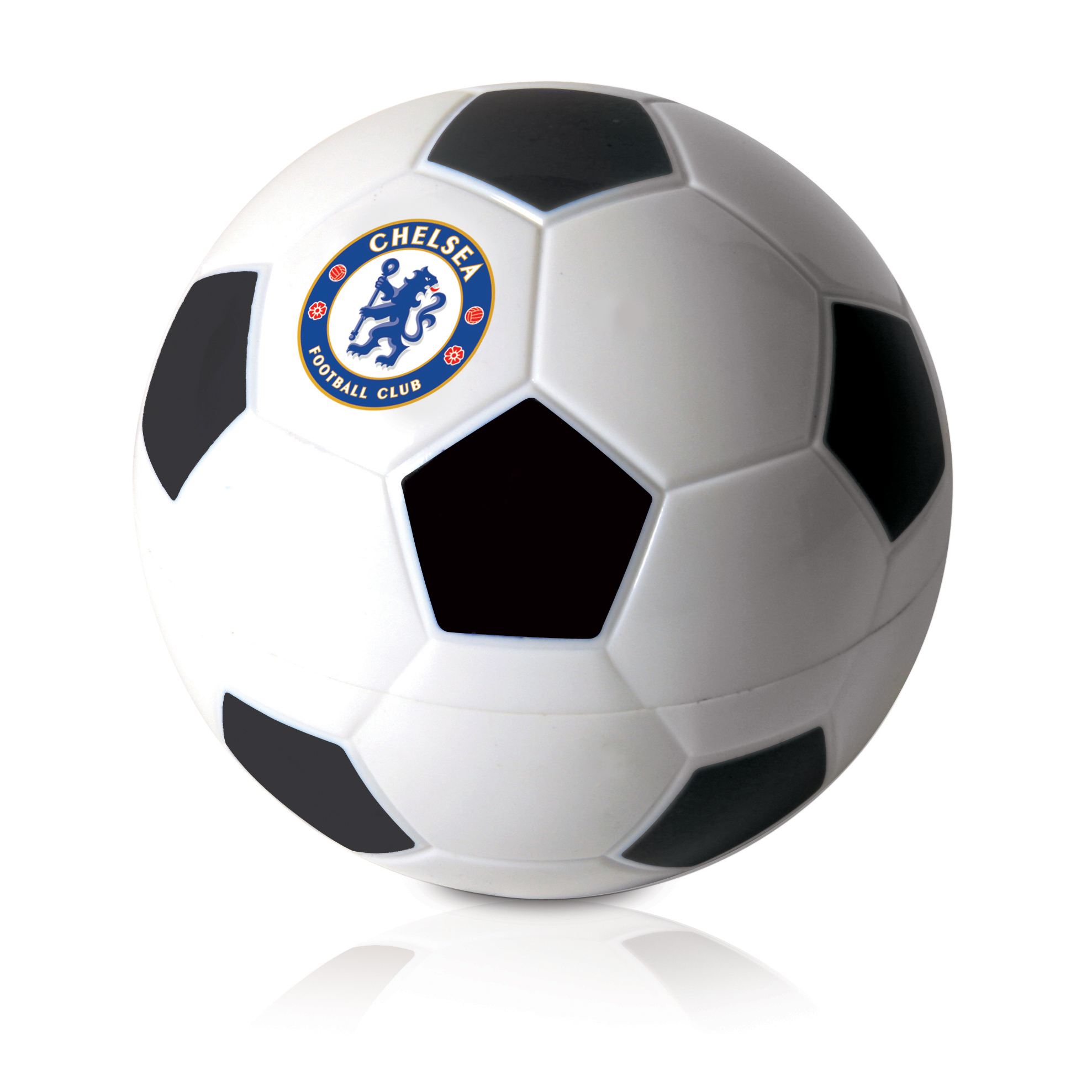 Chelsea Football Shaped Musical-Magnet Bottle Opener