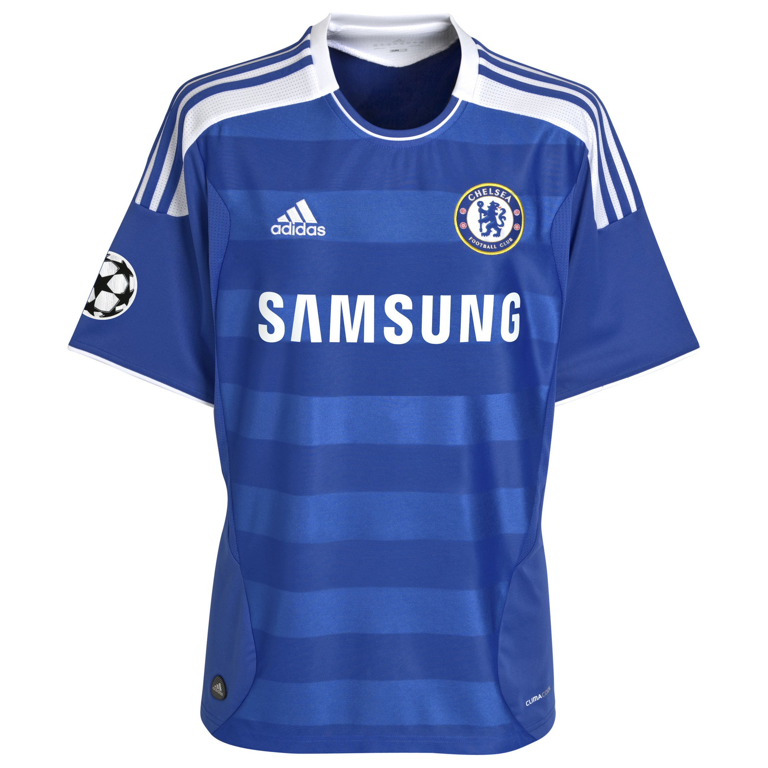 Chelsea UEFA Champions League Home Shirt 2011/12 - Kids