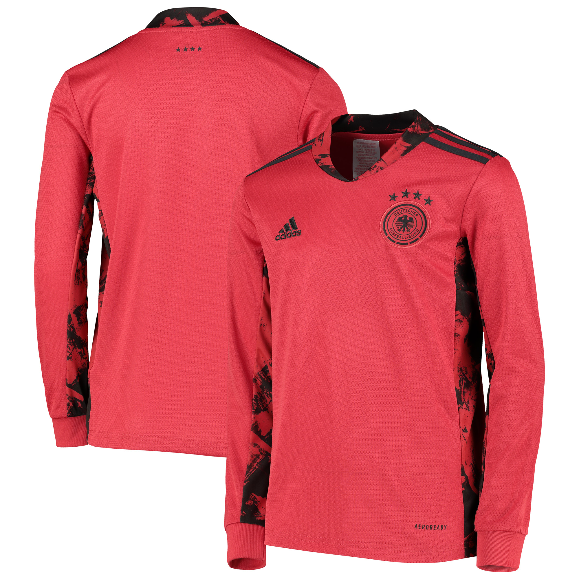 Germany Goalkeeper Shirt 2019-21 - Kids