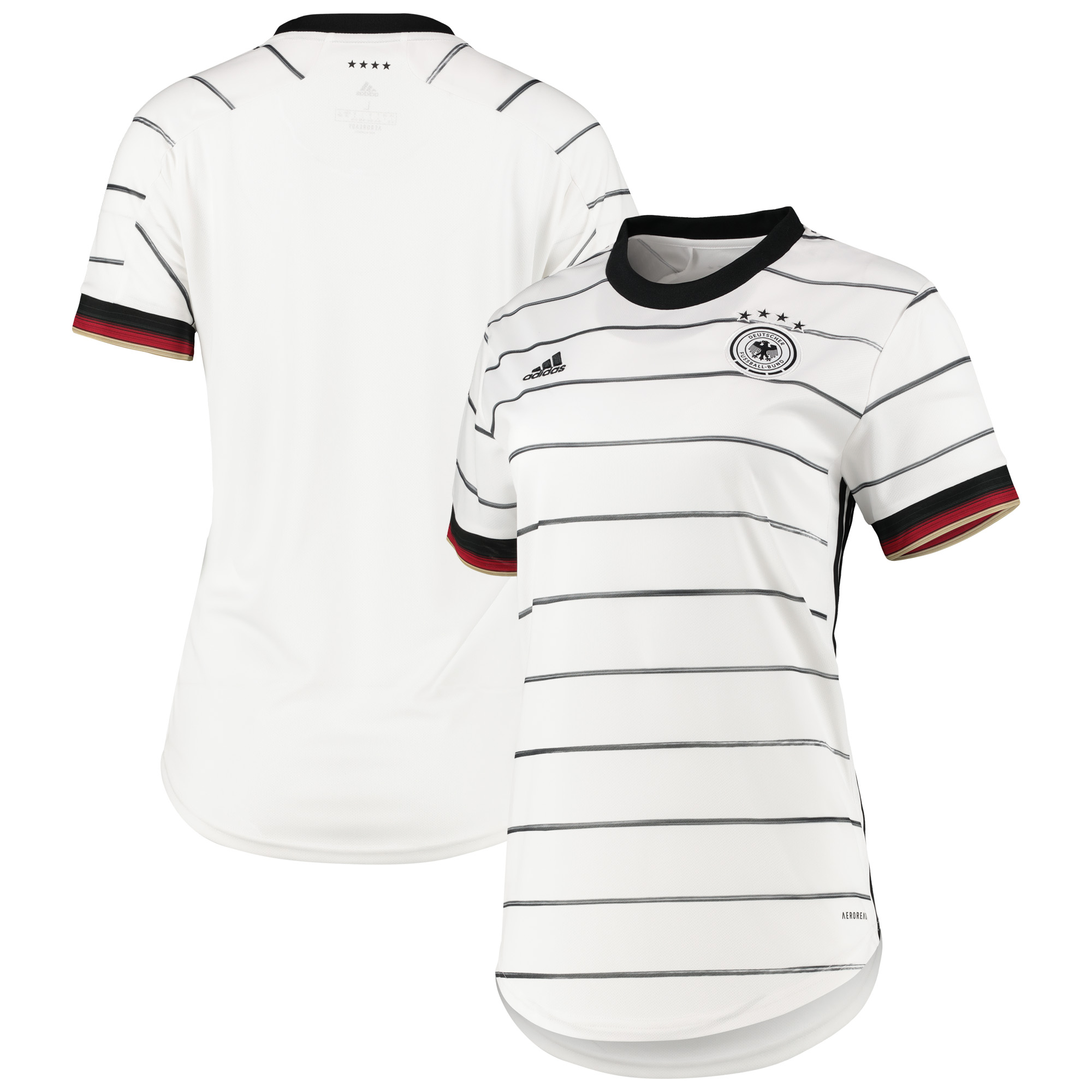 Germany Home Shirt 2019-21 - Womens