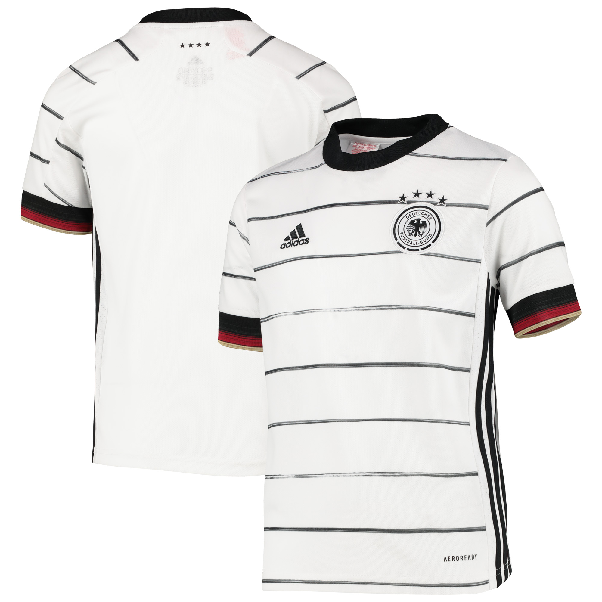 Germany Home Shirt 2019-21 - Kids