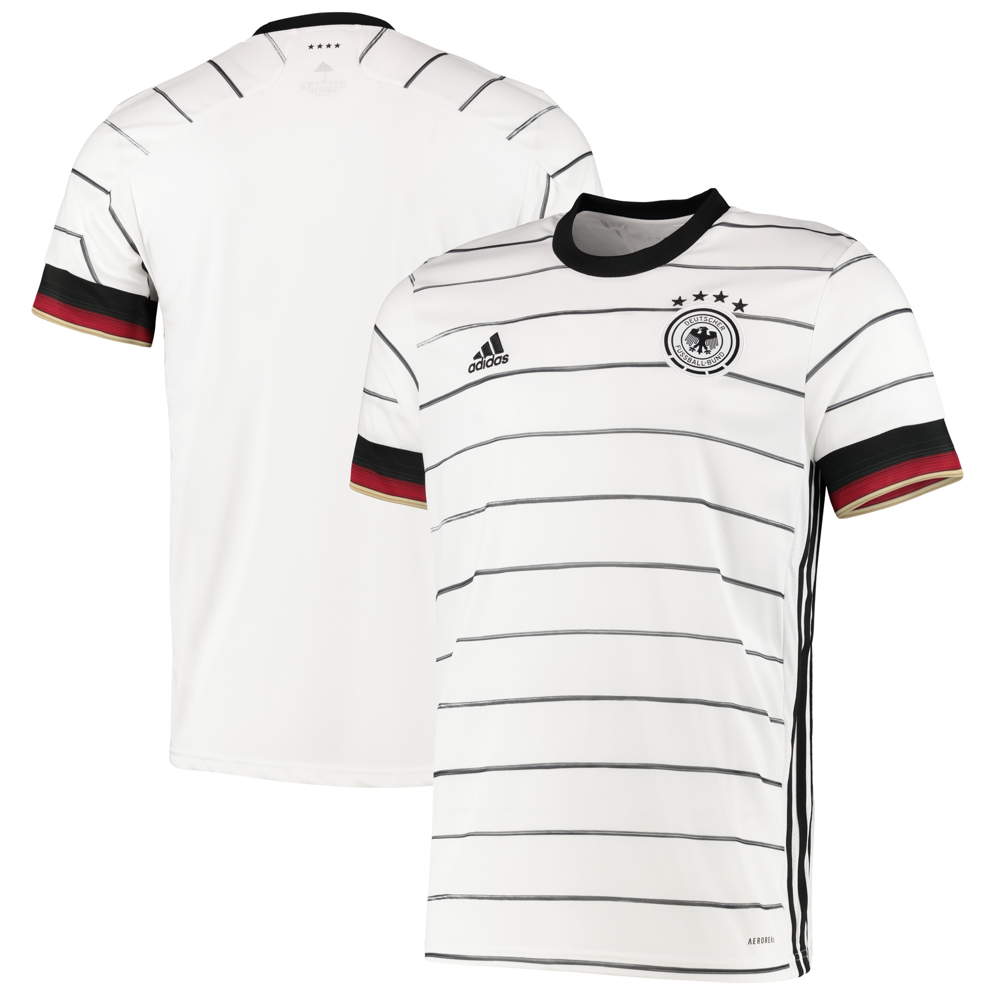 Germany Home Shirt 2019-21