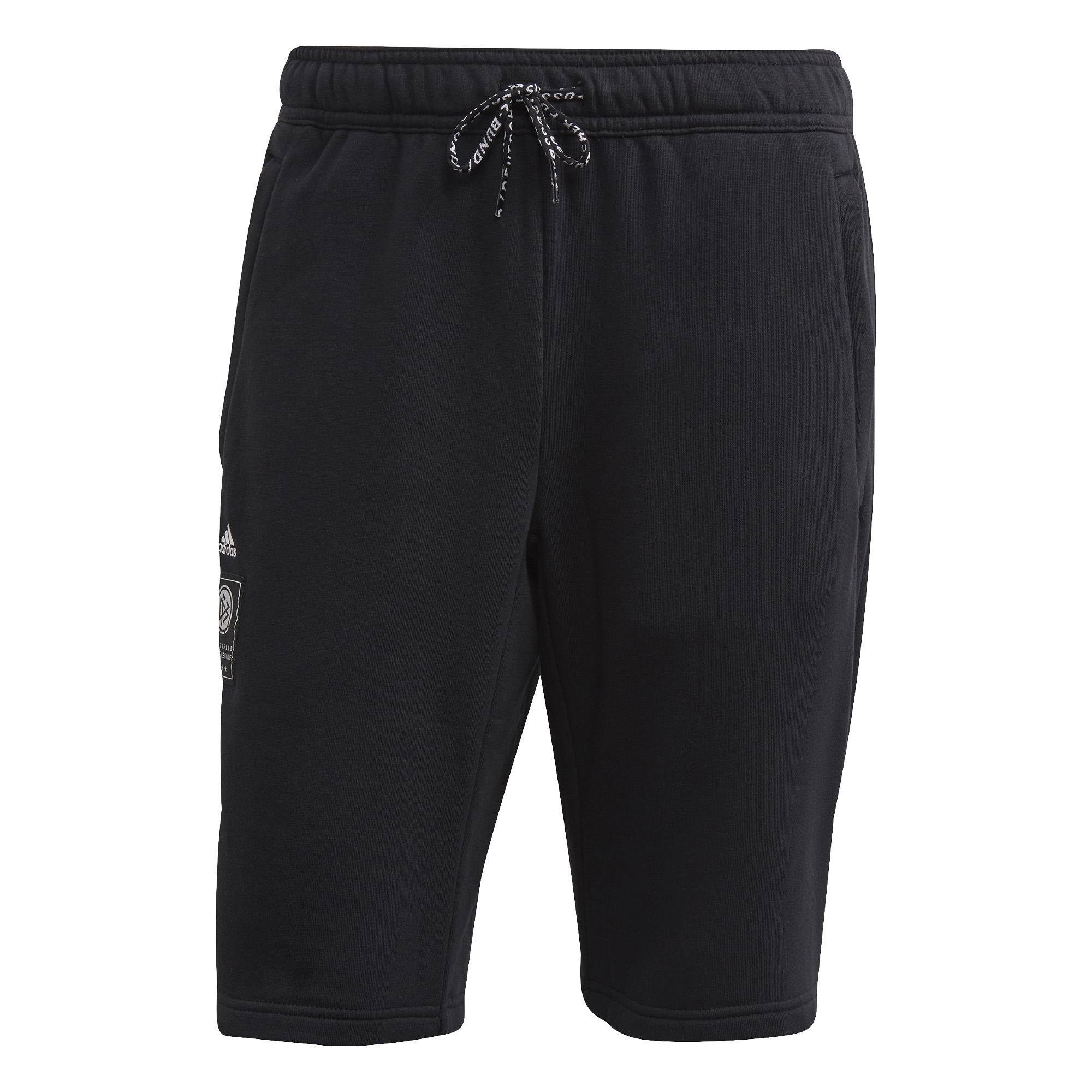 Germany SSP Sweat Shorts - Black