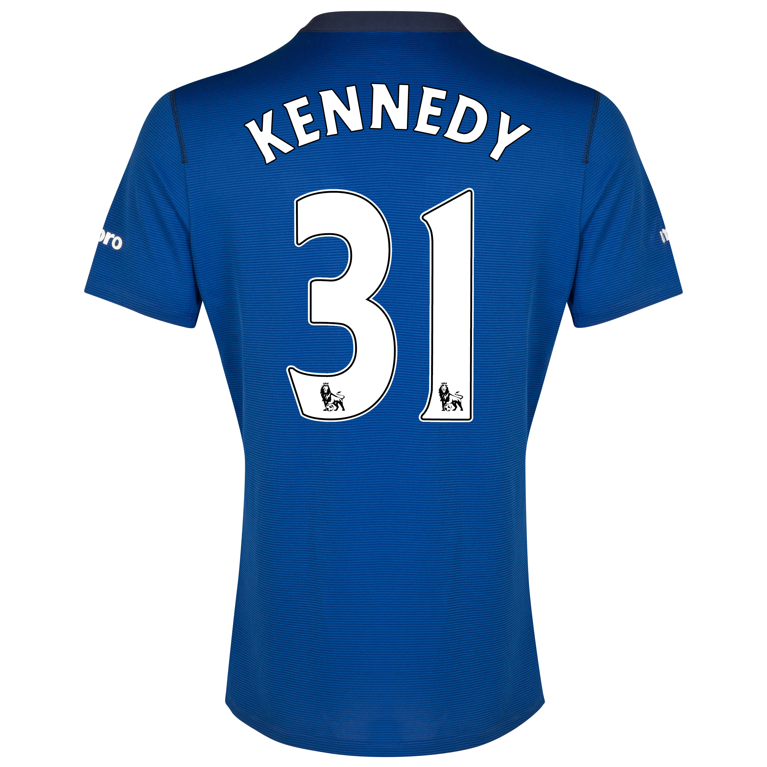 Everton SS Home Shirt 2014/15 with Kennedy 31 printing