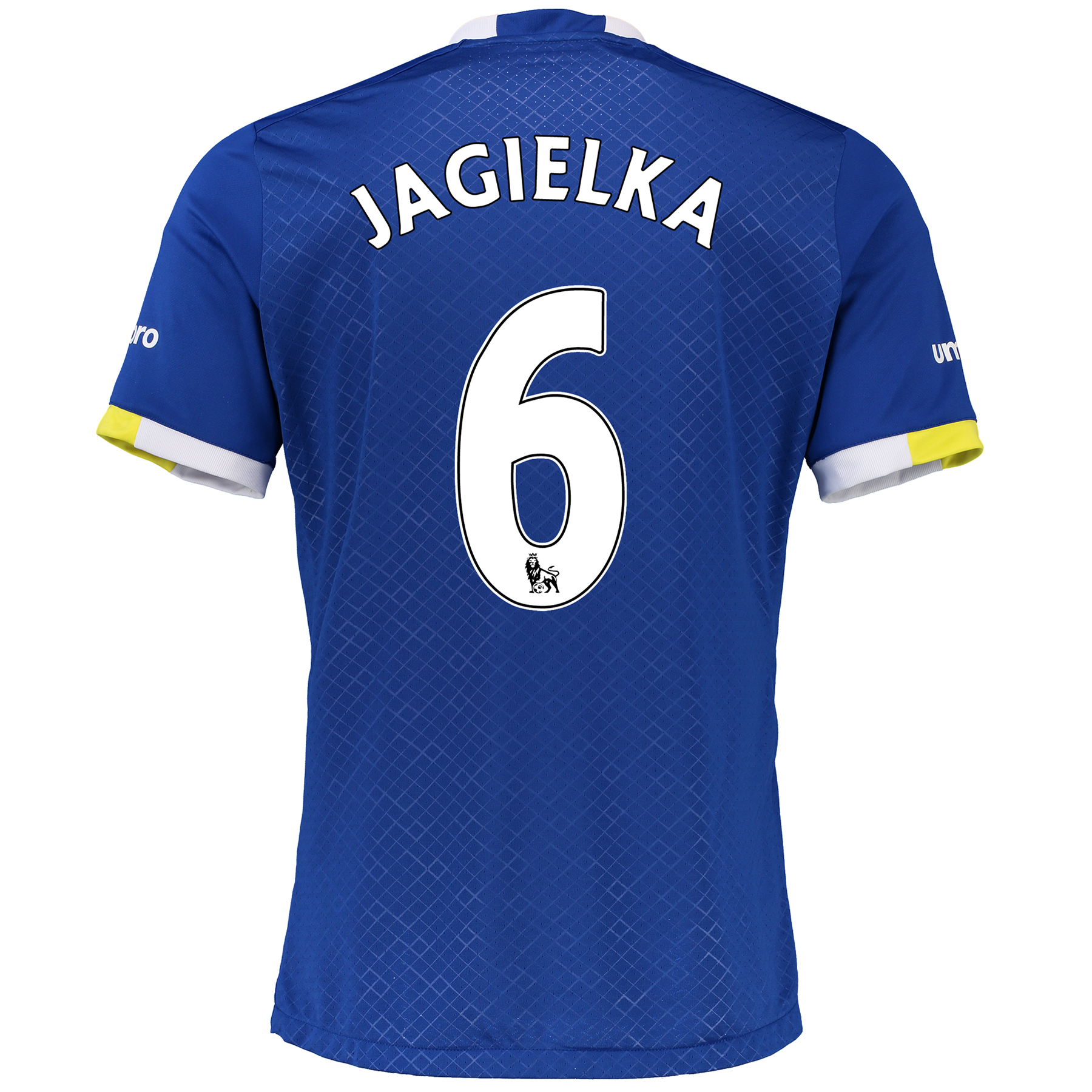 Everton Home Baby Kit 2016/17 with Jagielka 6 printing