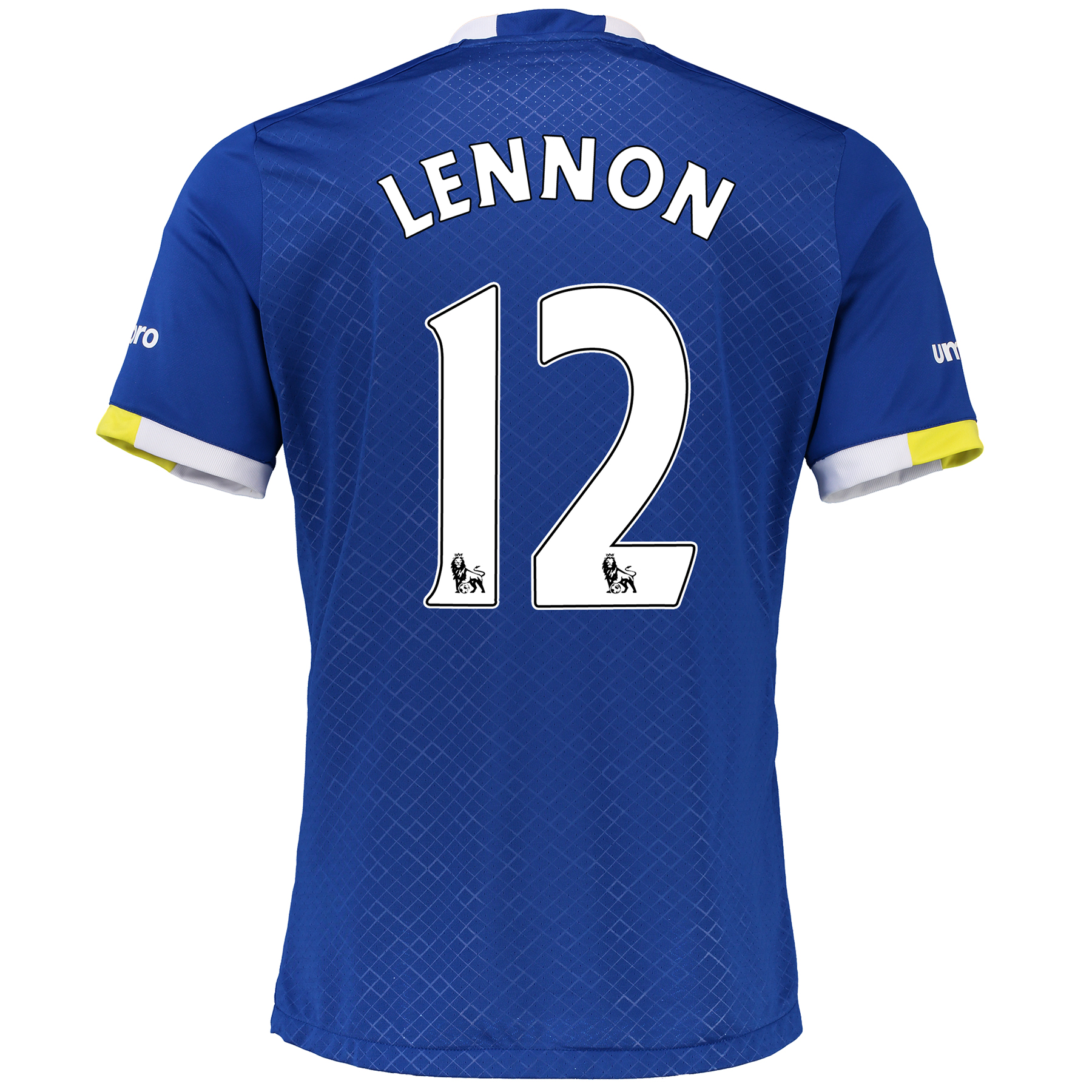 Everton Home Baby Kit 2016/17 with Lennon 12 printing