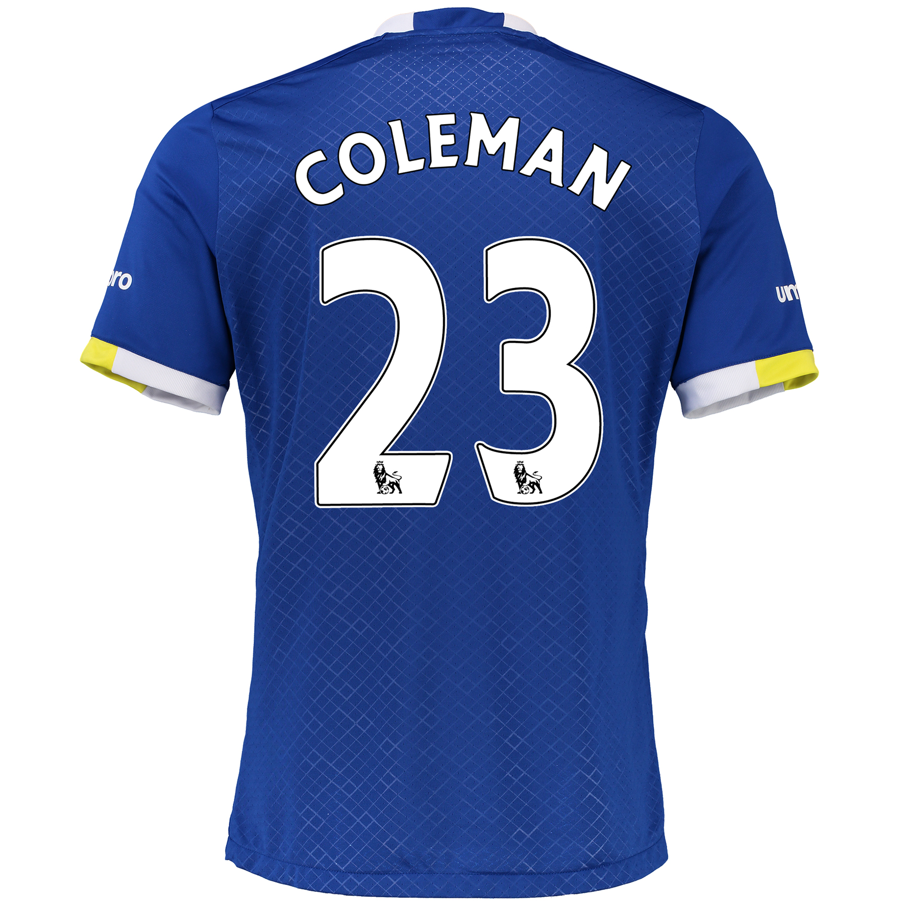 Everton Home Baby Kit 2016/17 with Coleman 23 printing