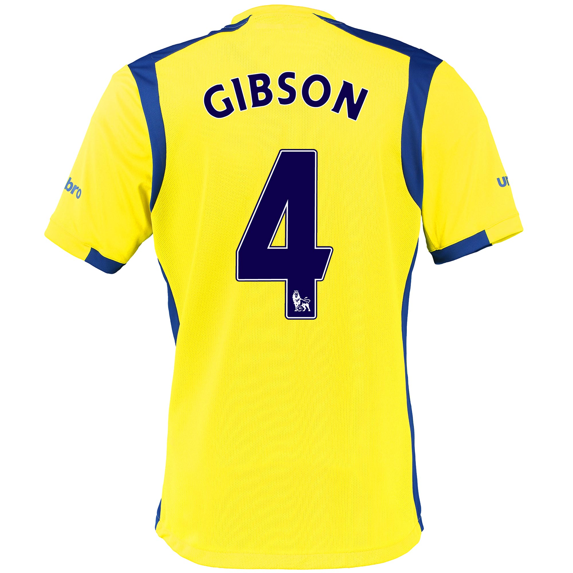 Everton 3rd Baby Kit 2016/17 with Gibson 4 printing