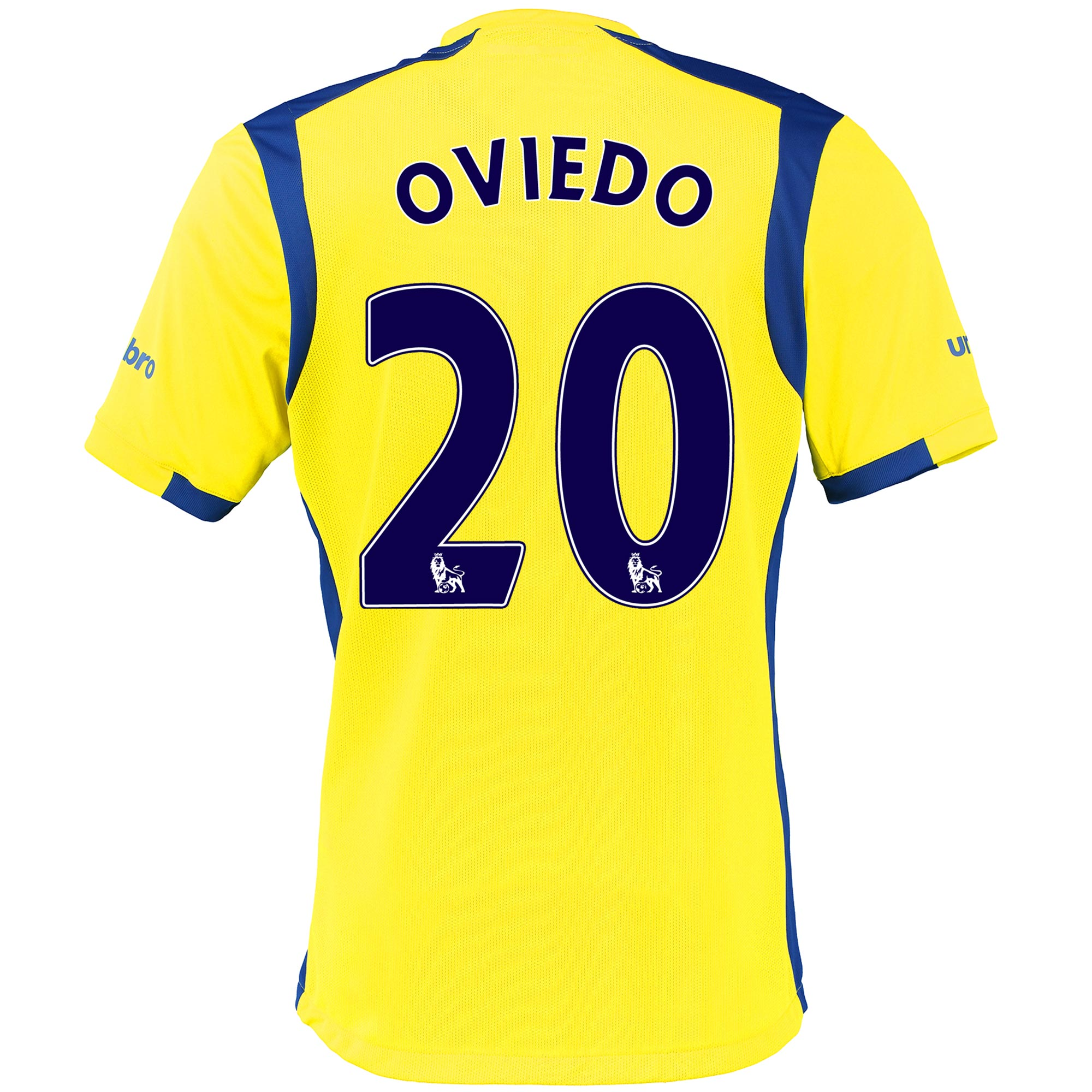 Everton 3rd Baby Kit 2016/17 with Oviedo 20 printing
