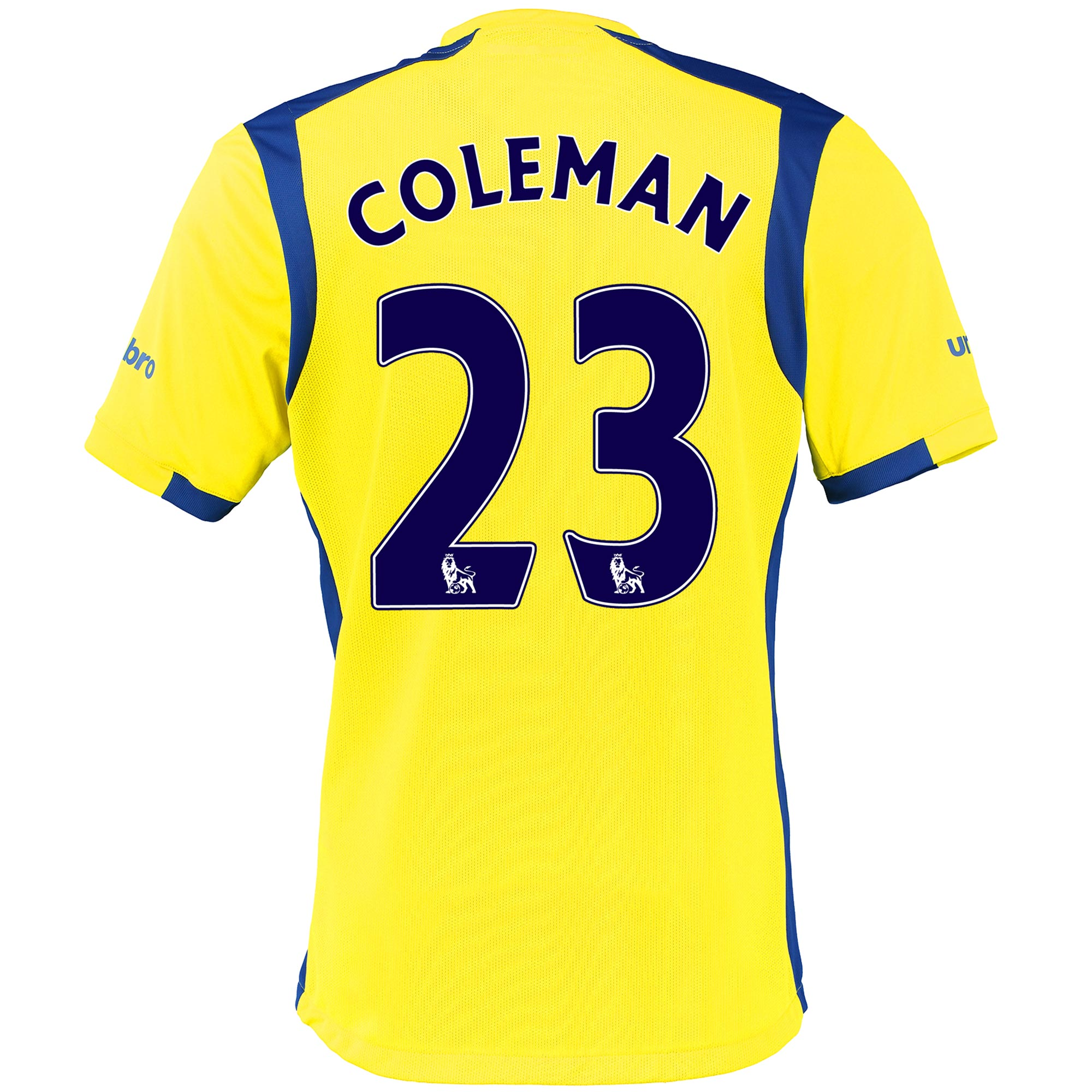 Everton 3rd Baby Kit 2016/17 with Coleman 23 printing