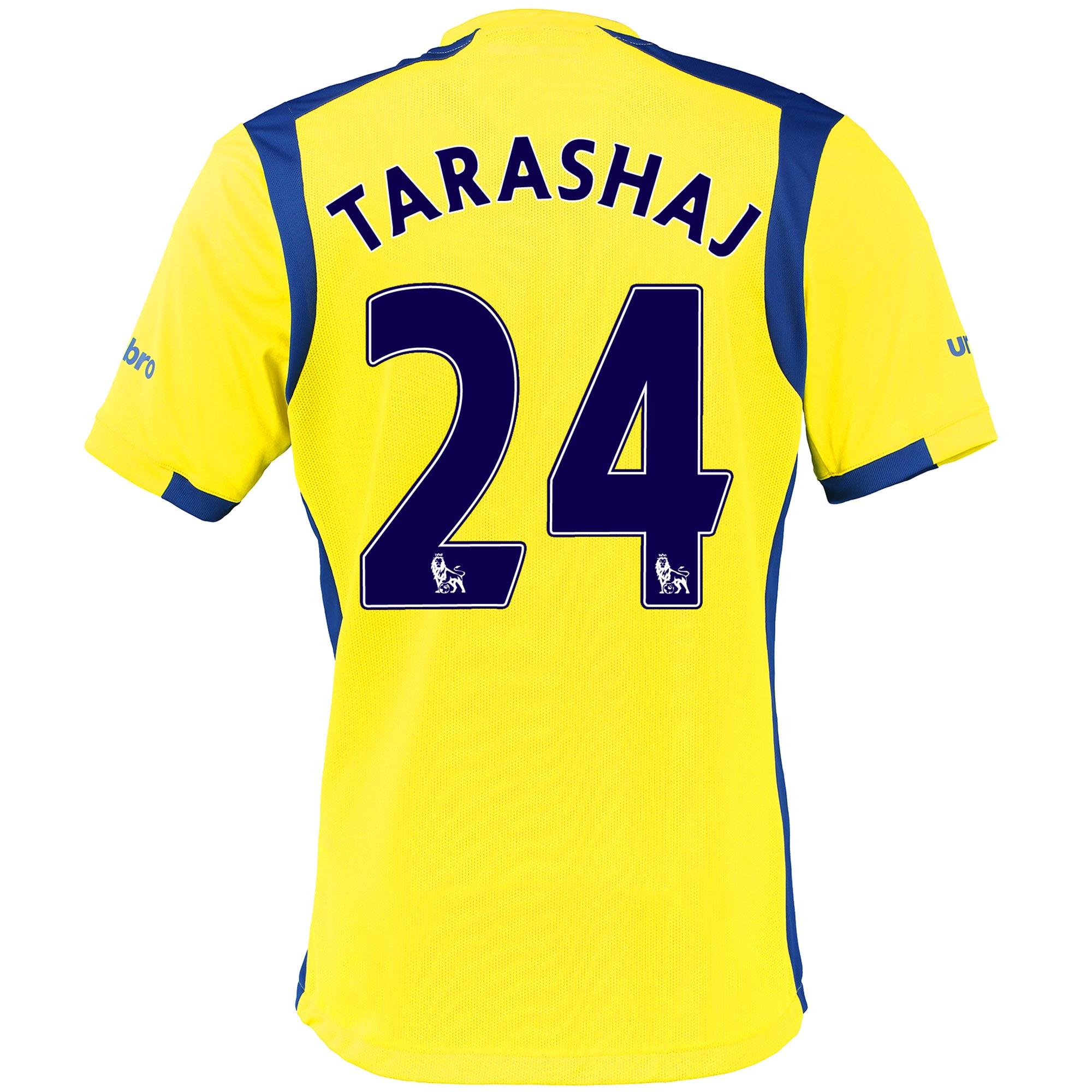 Everton 3rd Baby Kit 2016/17 with Tarashaj 24 printing