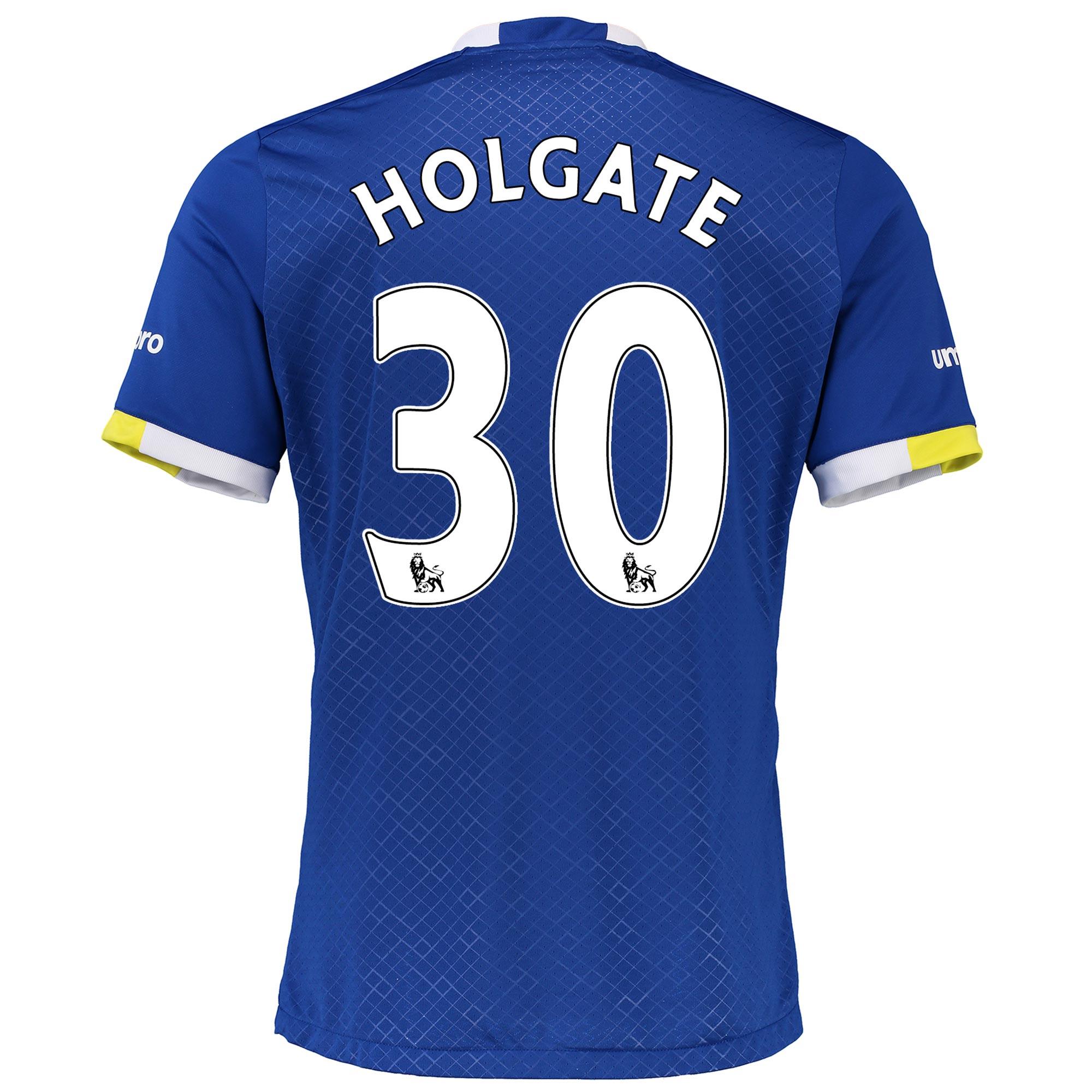 Everton Home Baby Kit 2016/17 with Holgate 30 printing