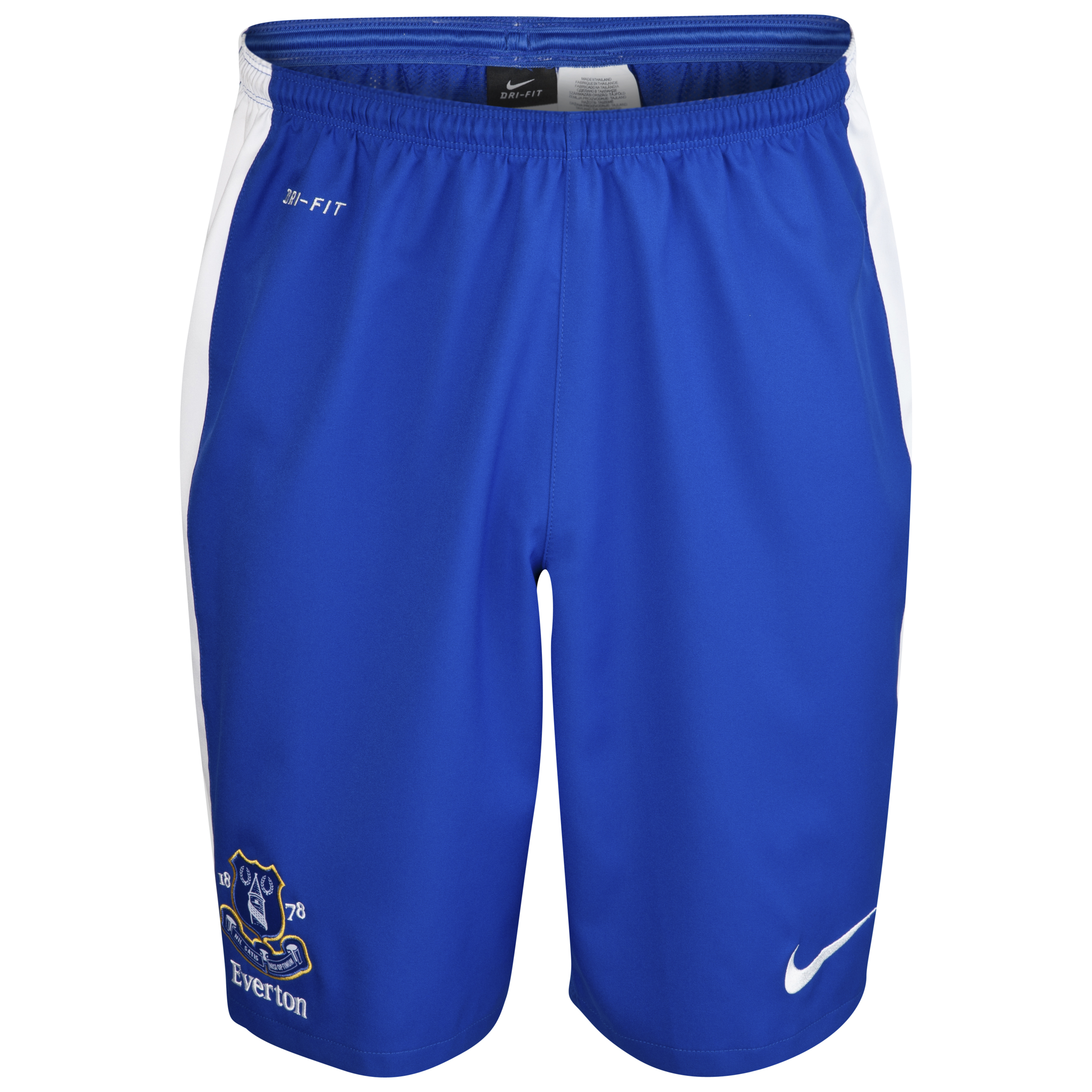 Everton Home Change/3rd Short 2012/13