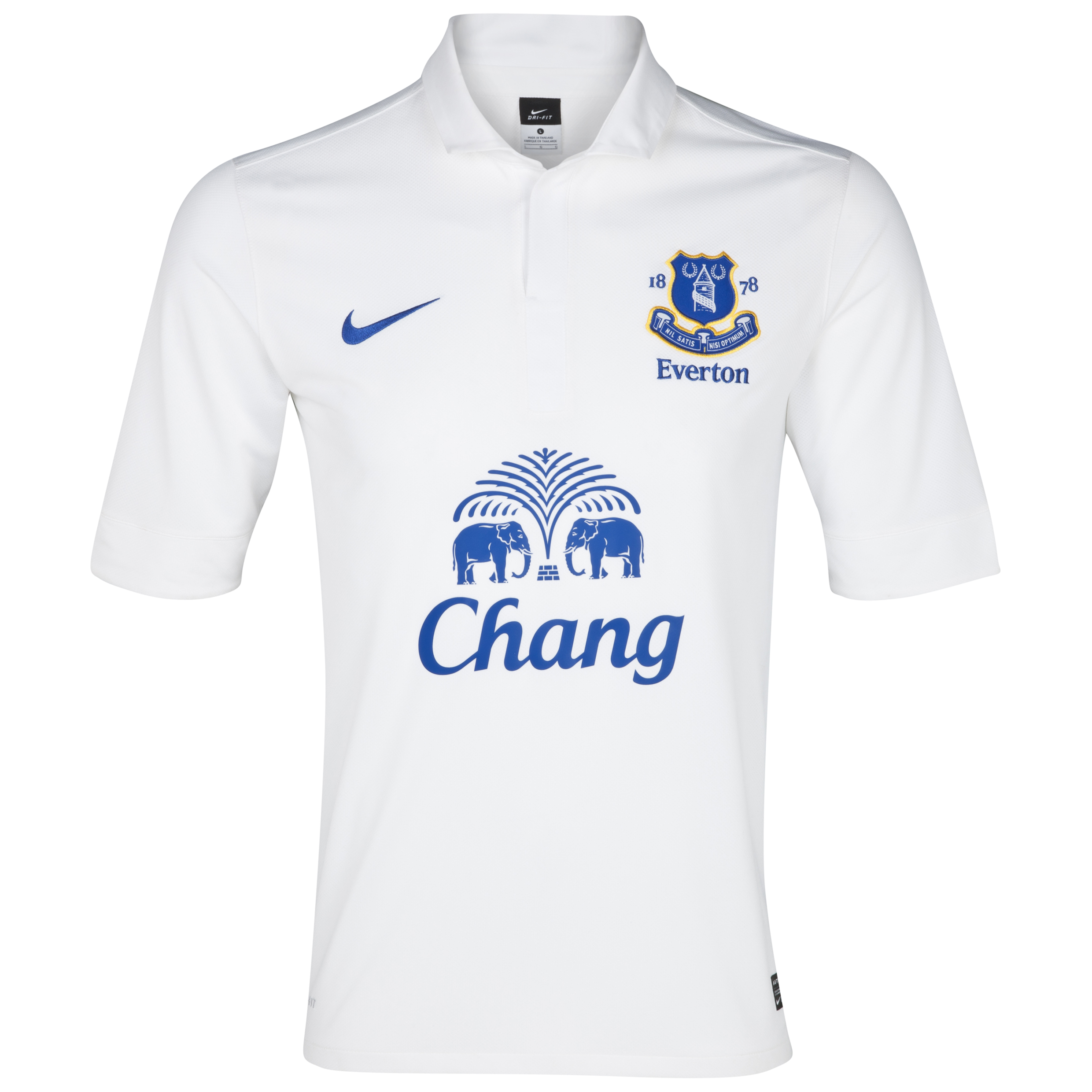 Everton 3rd Shirt 2012/13