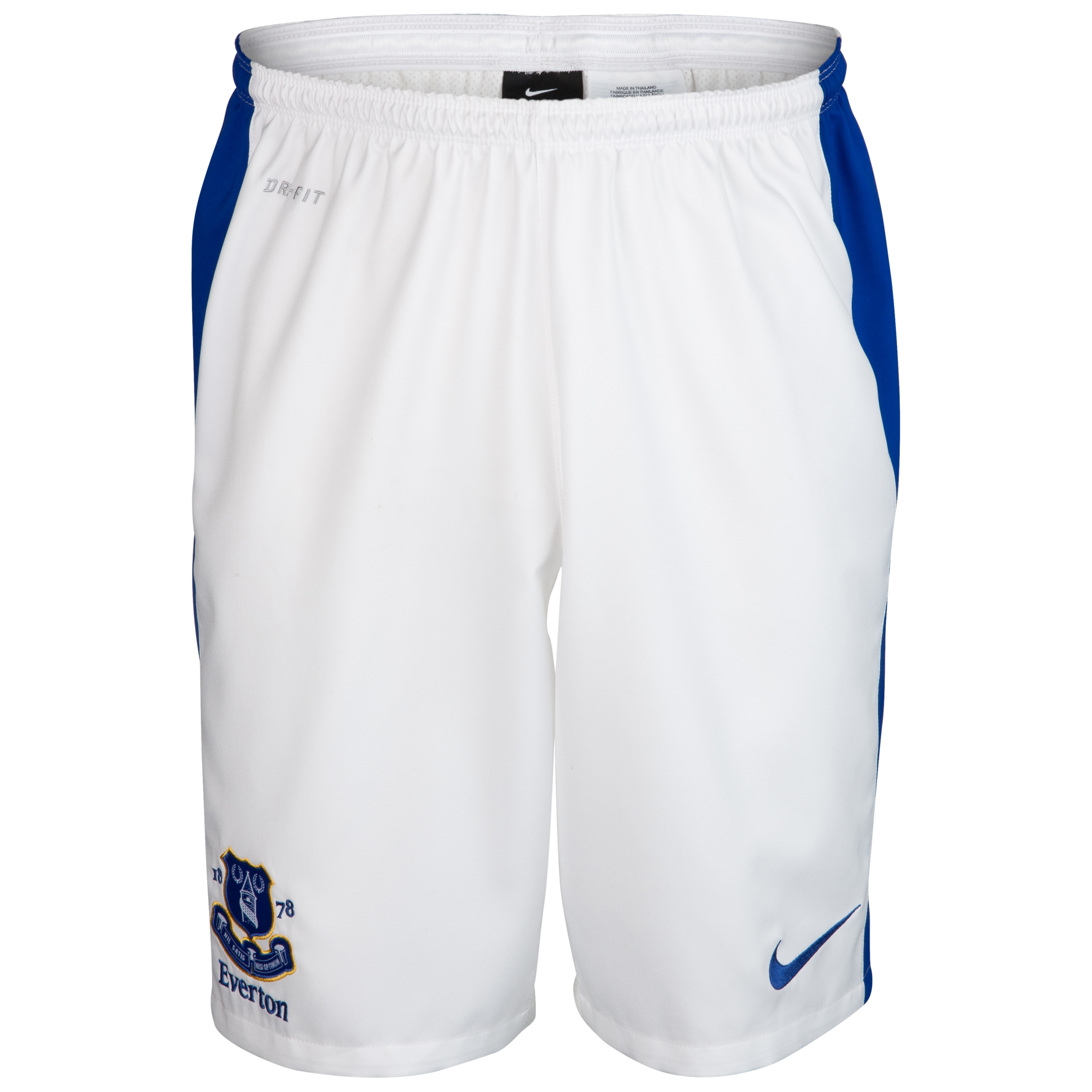 Everton Home Short 2012/13