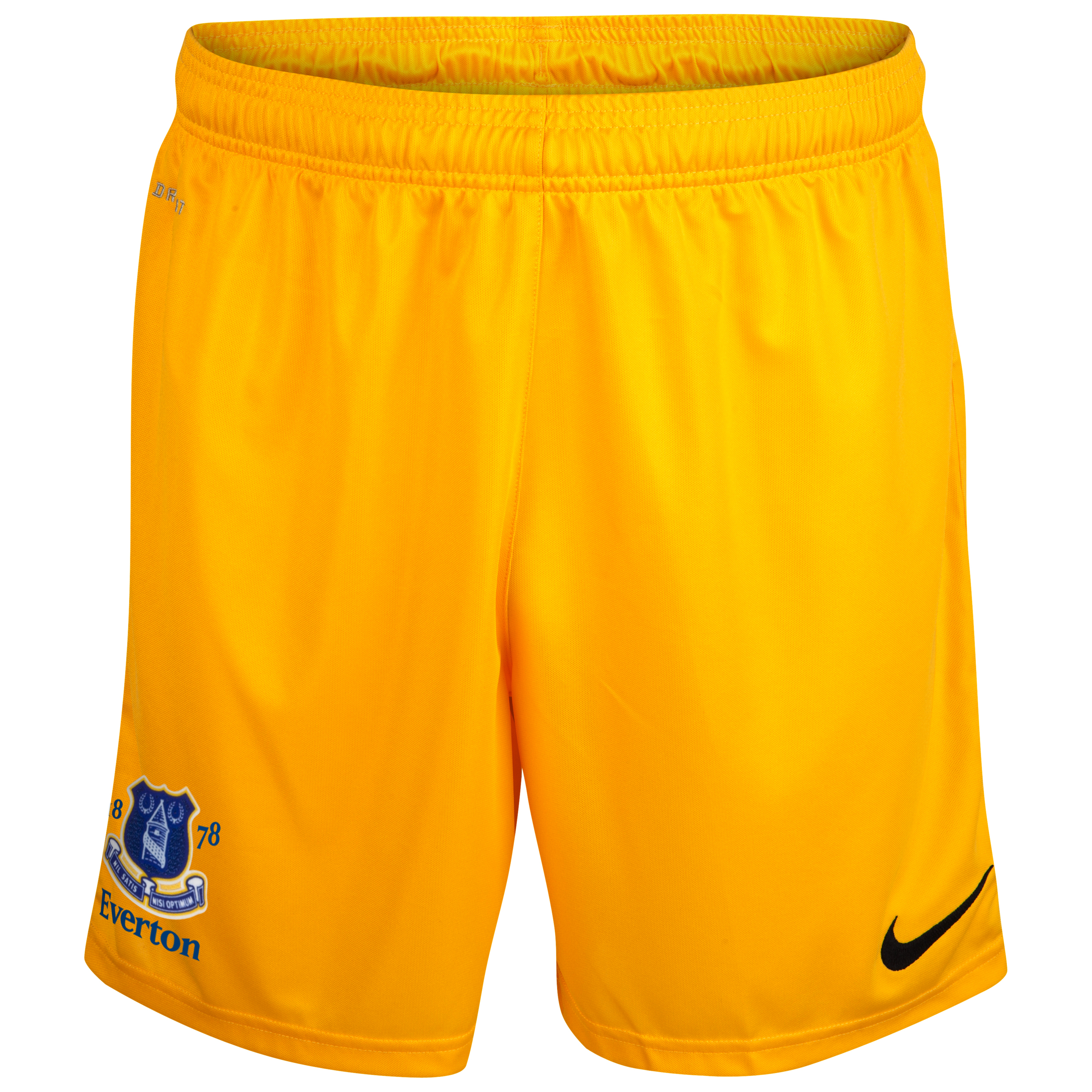 Everton Away Goalkeeper Short 2012/13