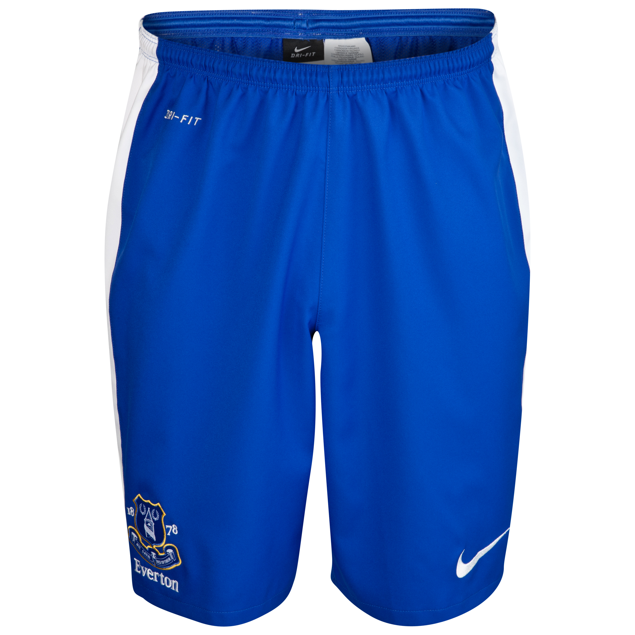 Everton Home Change/3rd Short 2012/13- Junior