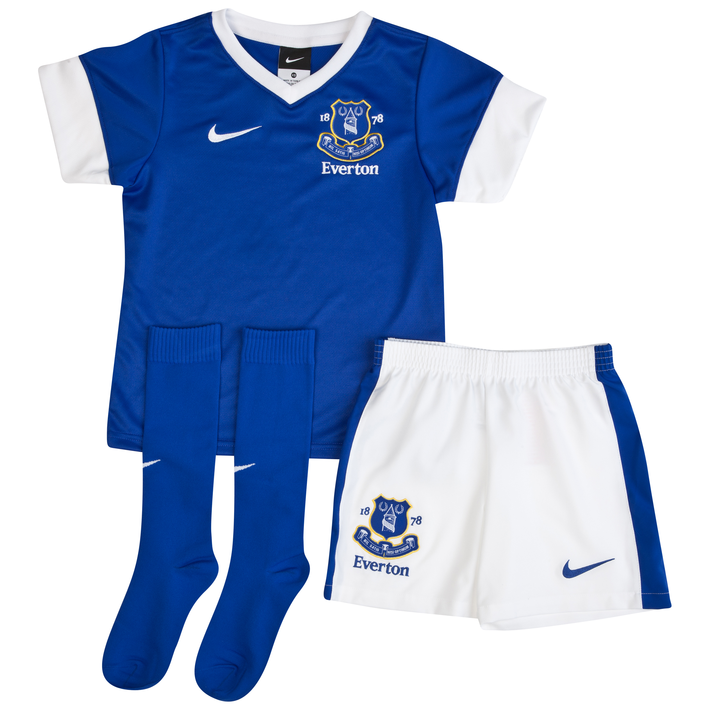 Everton Home Infant Kit 2012/13