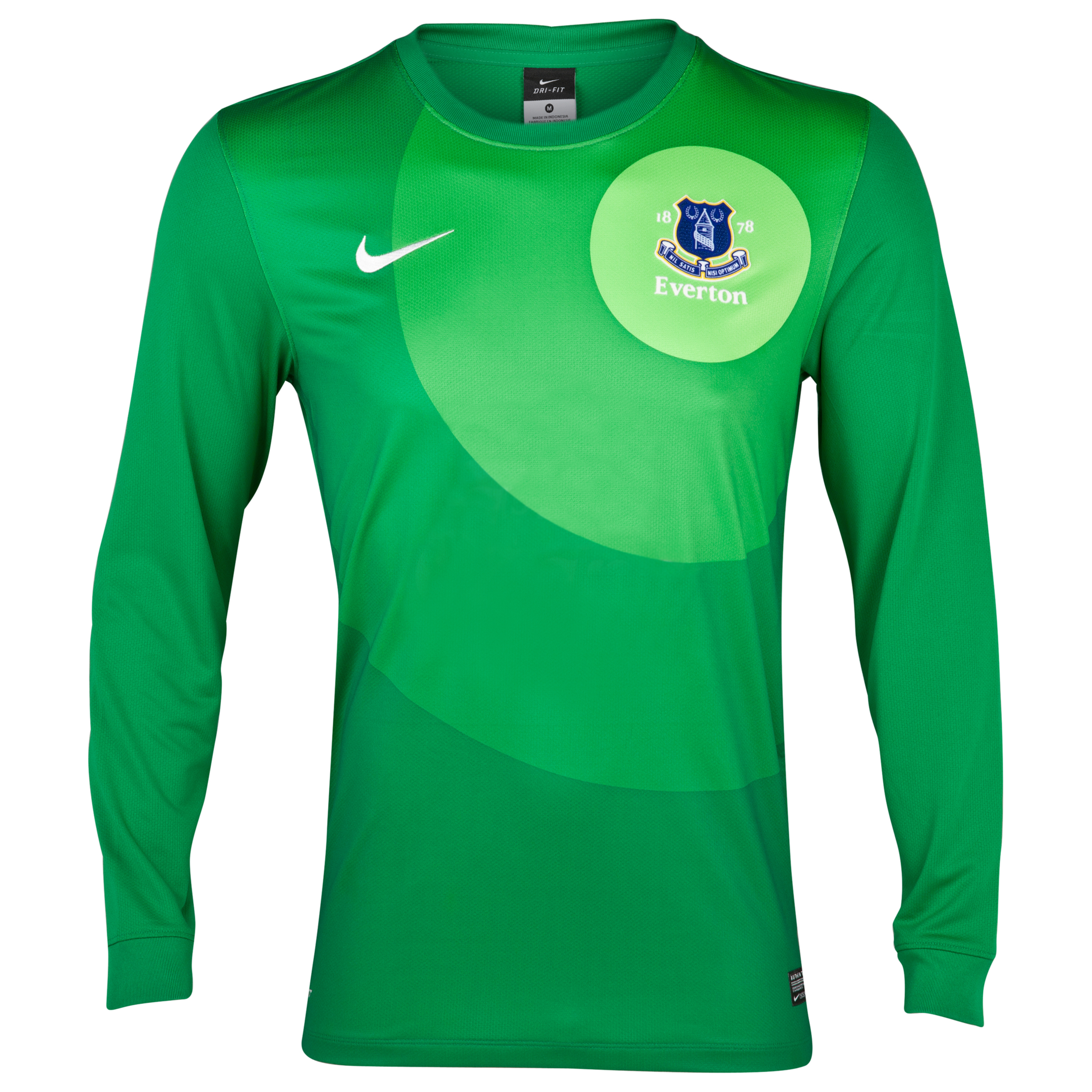 Everton Home Goalkeeper Shirt 2012/13 - Junior