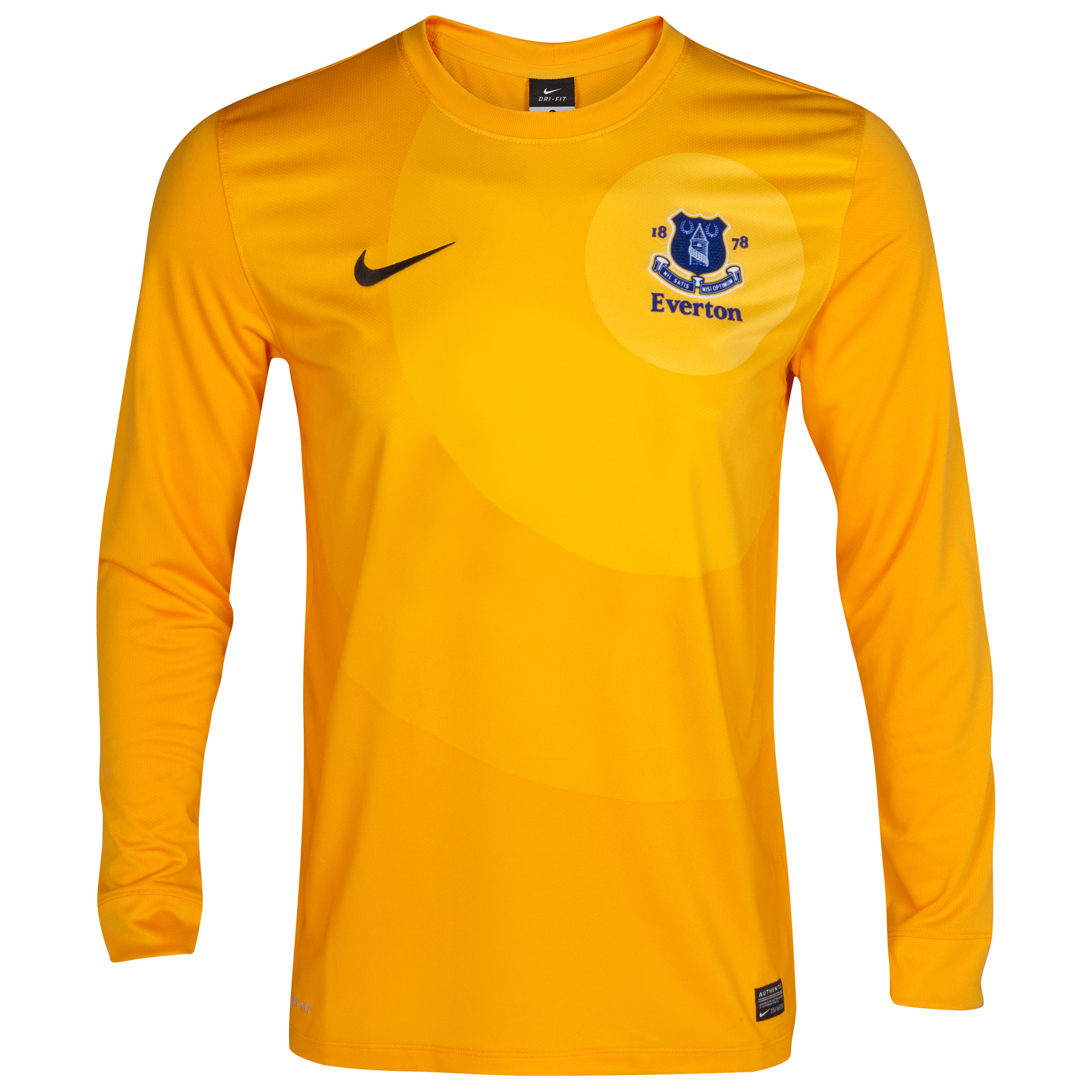 Everton Away Goalkeeper Shirt 2012/13 - Junior