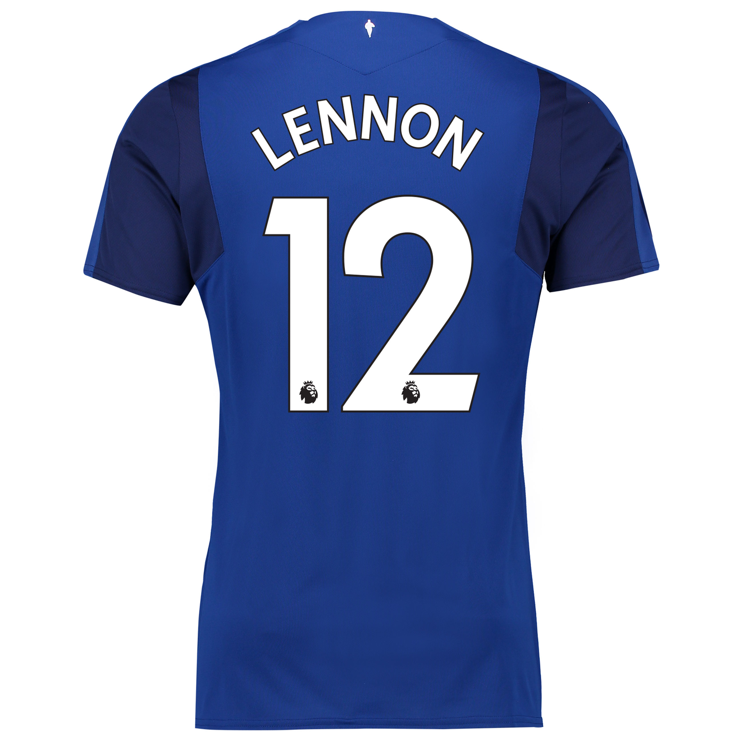 Everton Home Shirt 2017/18 with Lennon 12 printing