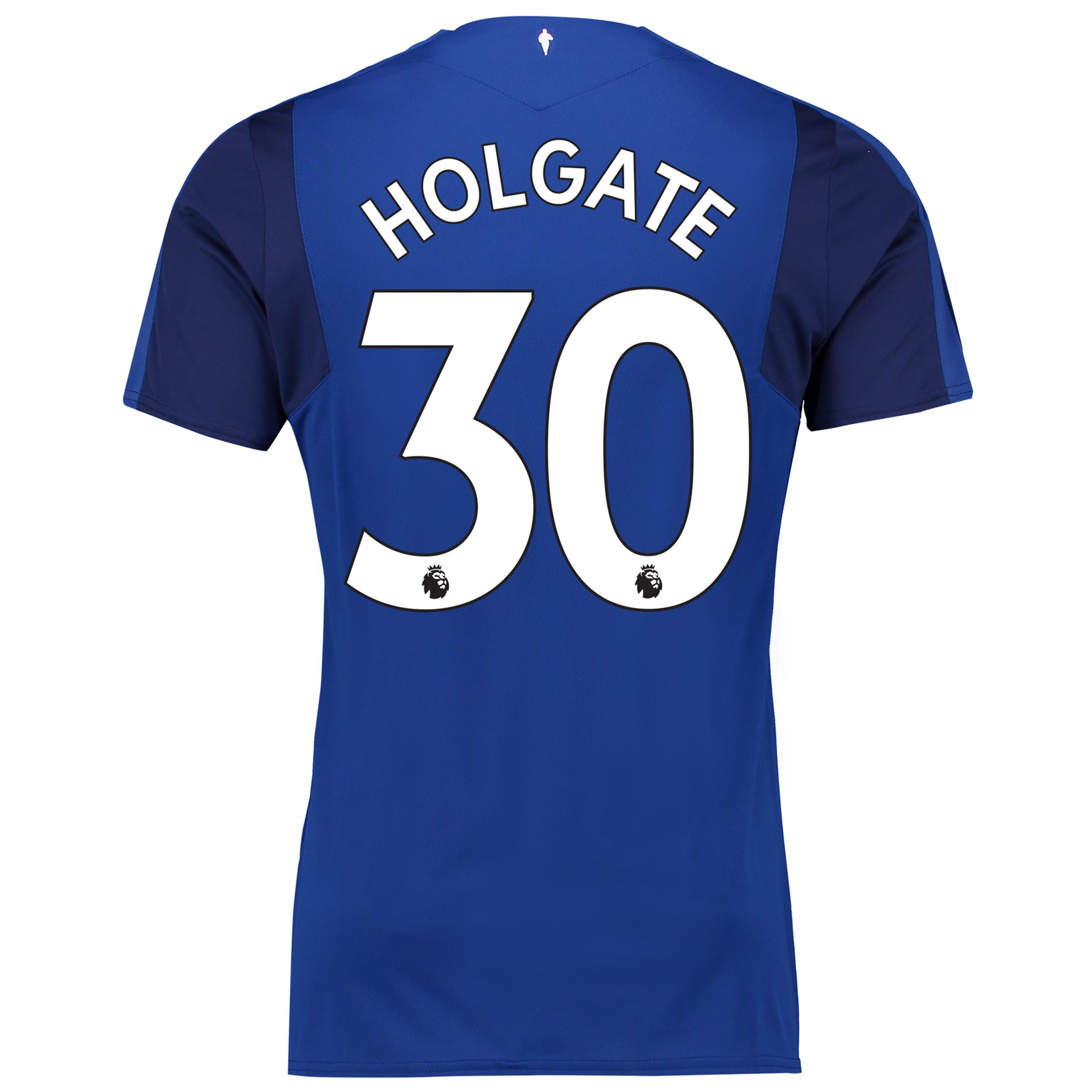 Everton Home Shirt 2017/18 with Holgate 30 printing
