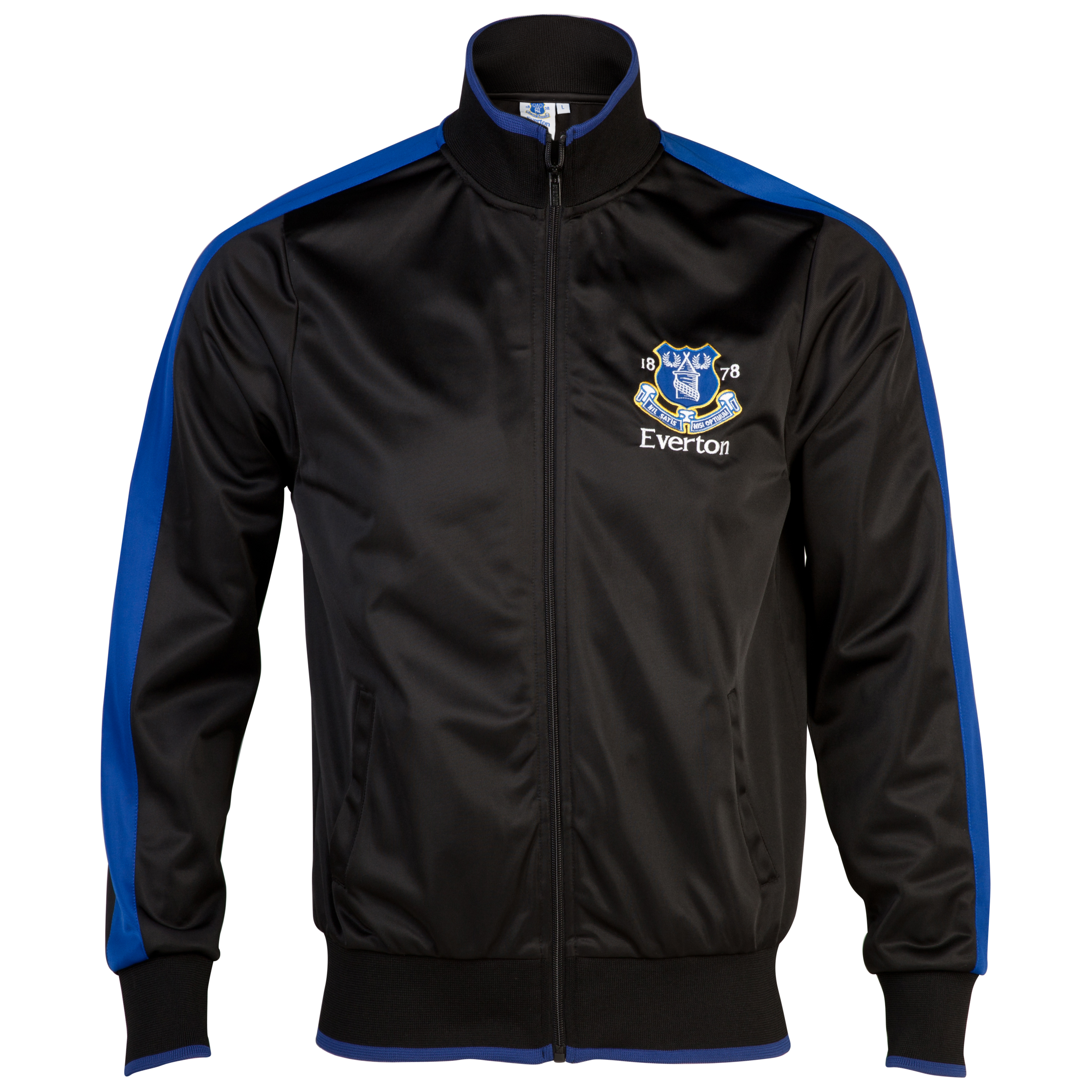 Everton Essential Bond Track Top - Black
