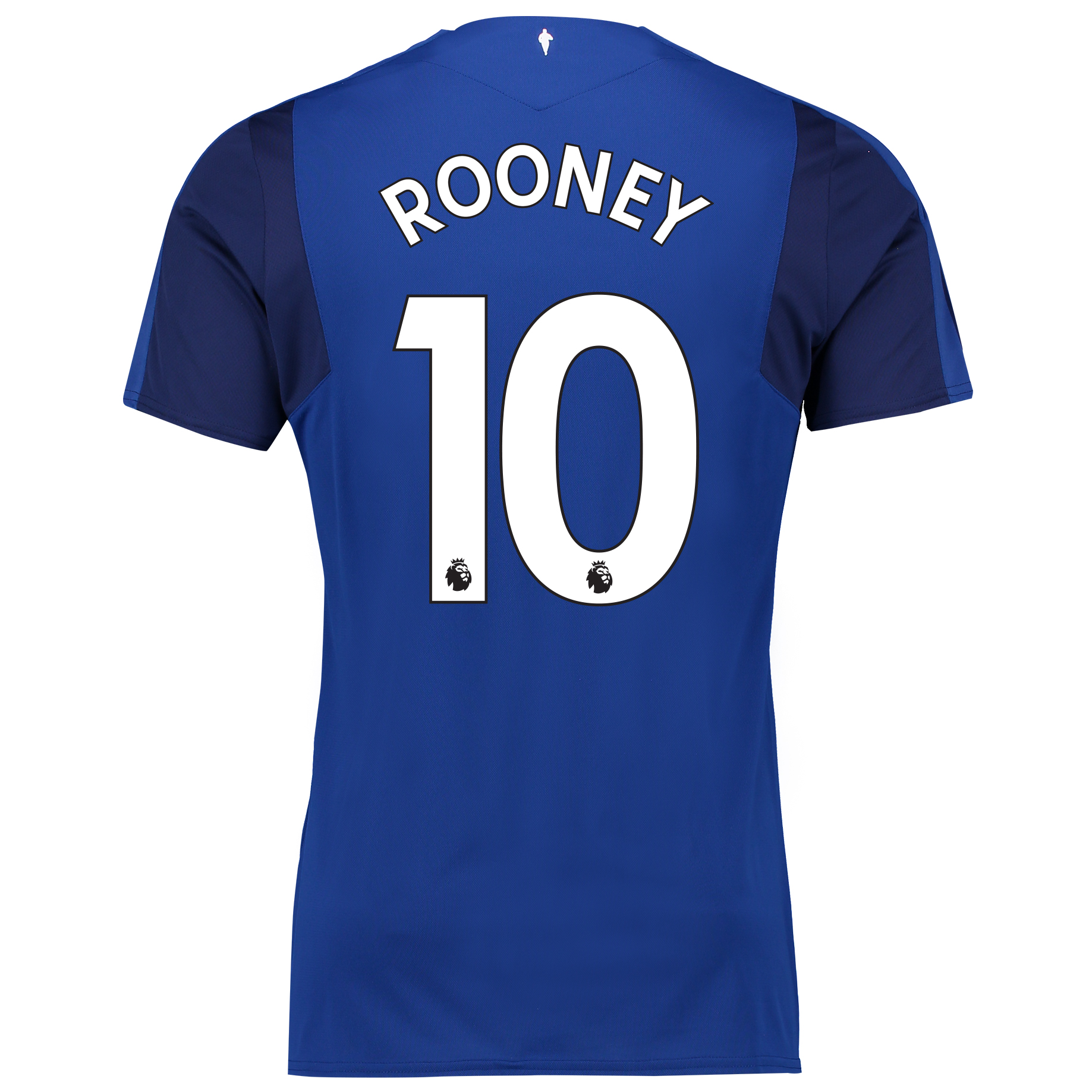 Everton Home Shirt 2017/18 - Junior with Rooney 10 printing