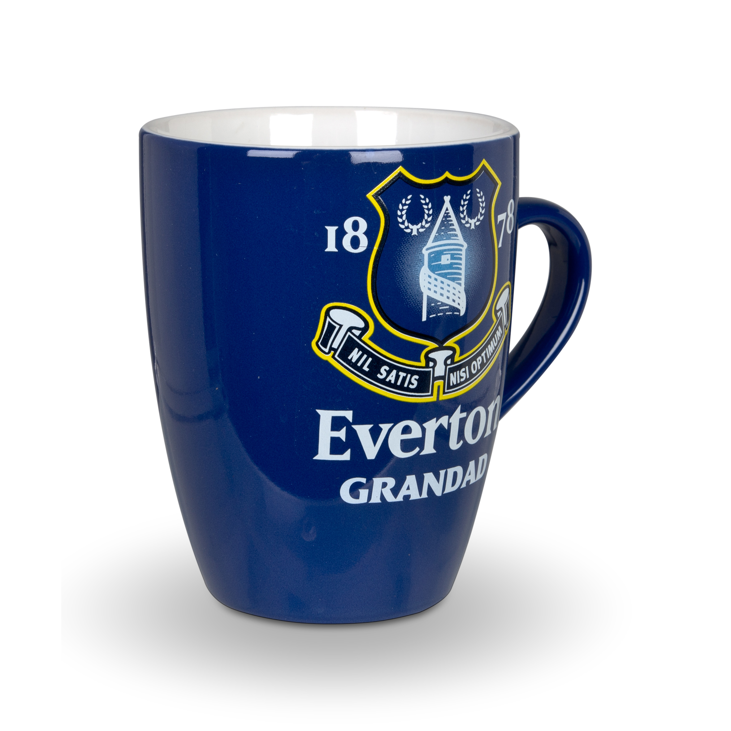 Everton Personalised Mug - Everton Blue