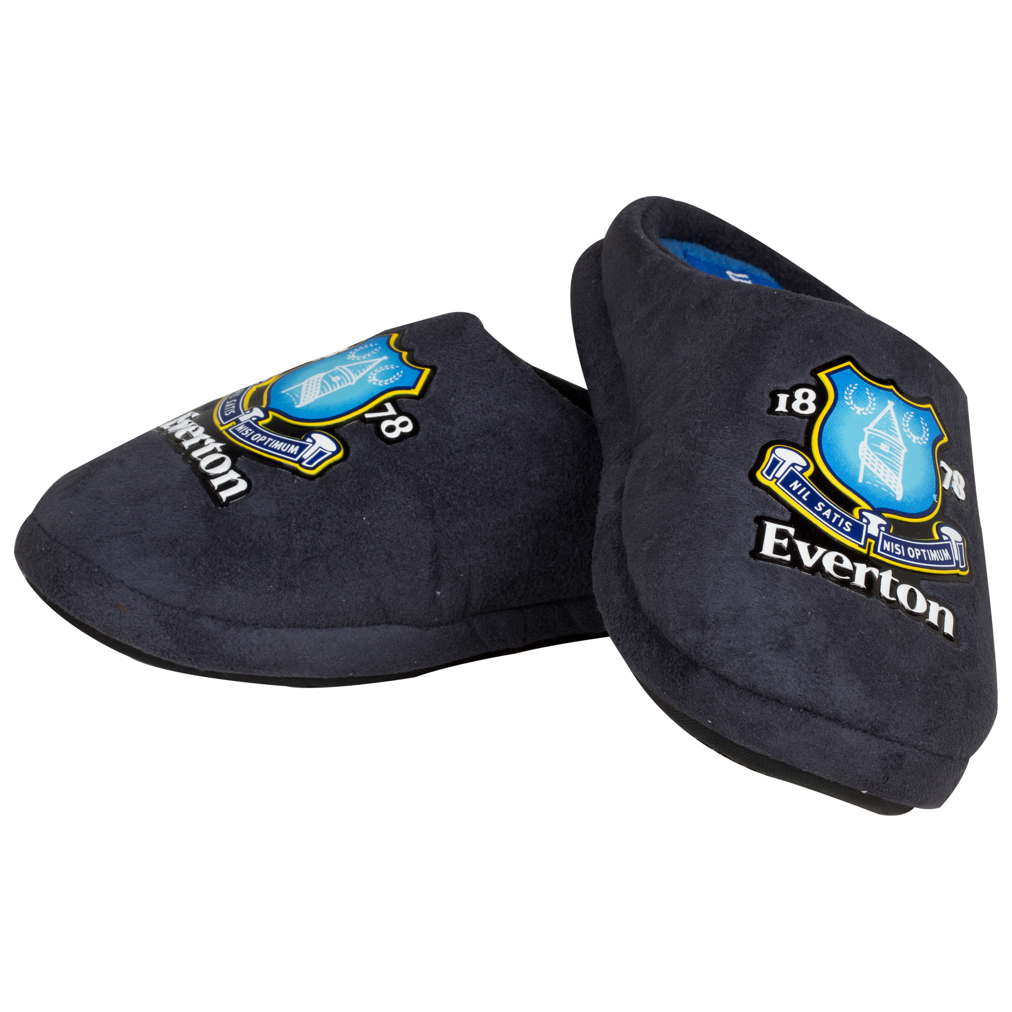 Everton Marco Mule Slipper - Charcoal - Older Boys