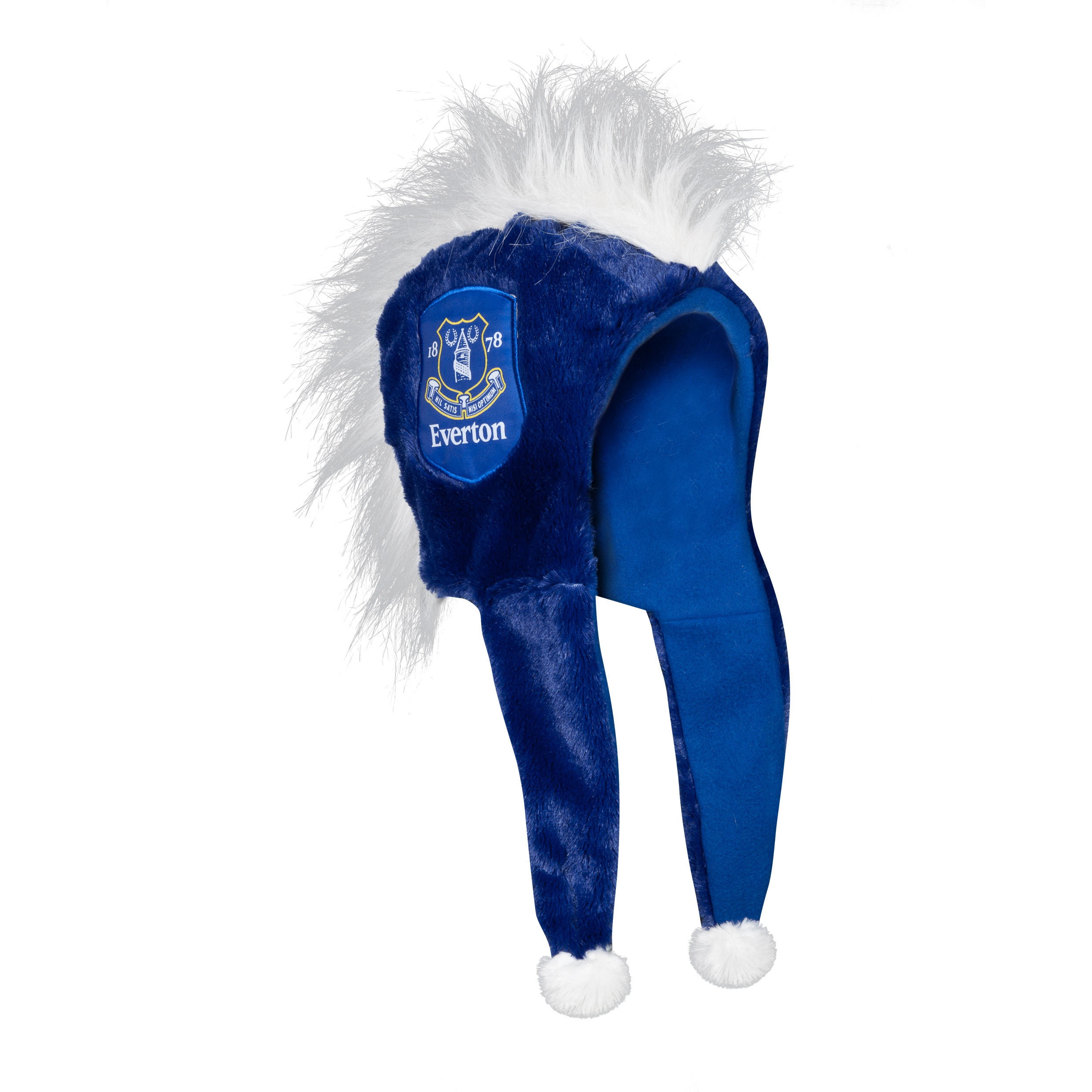 Everton Mohawk Dangle Hat