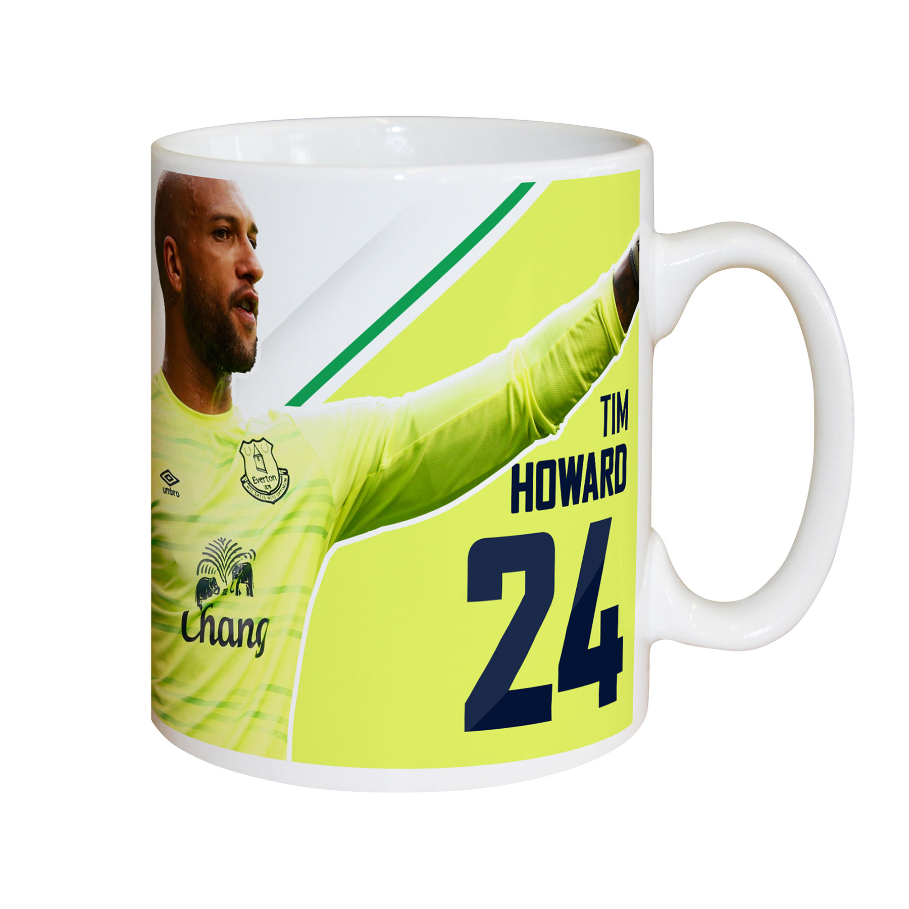 Everton Personalised Howard Mug