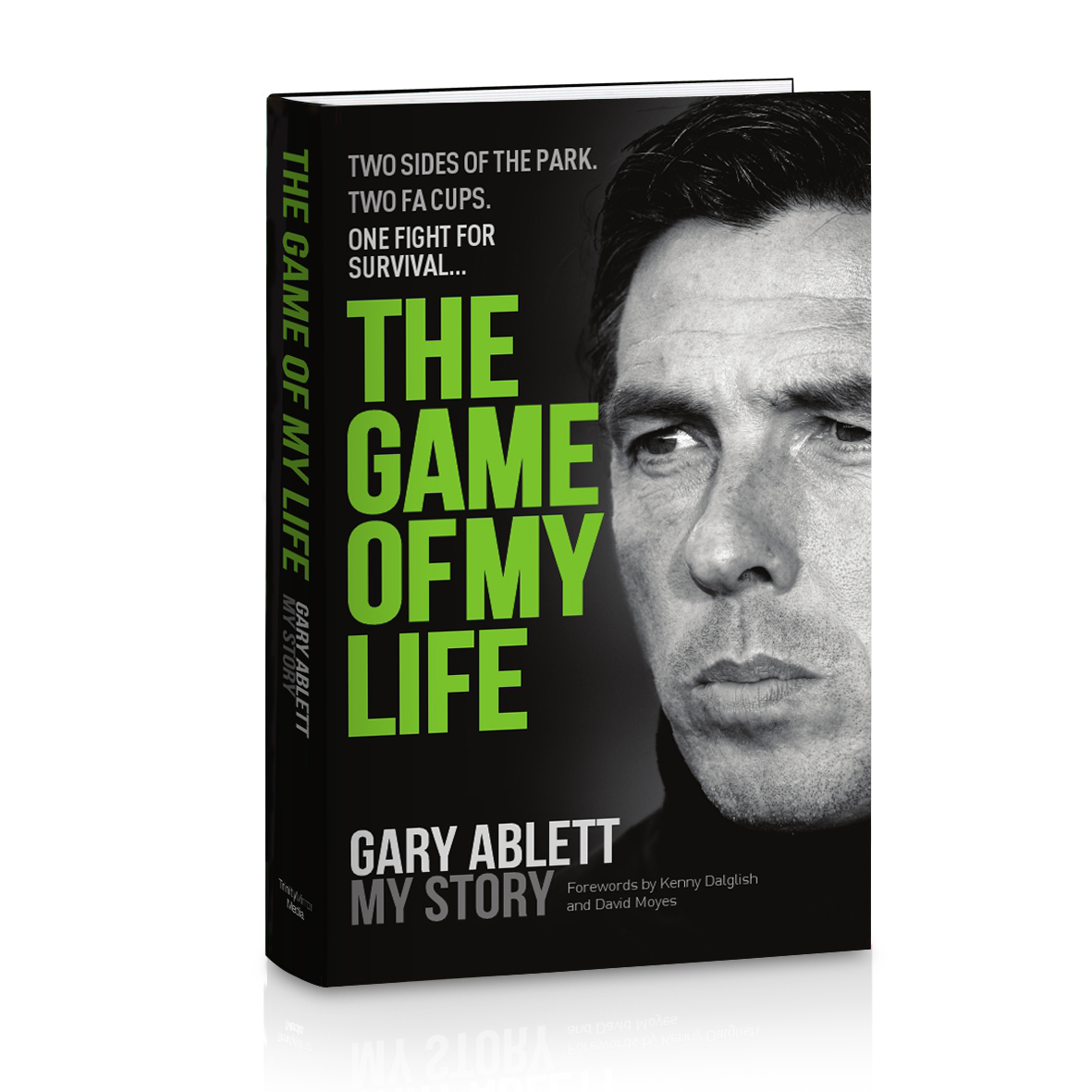 Everton The Game of My Life Gary Ablett - My story - Book