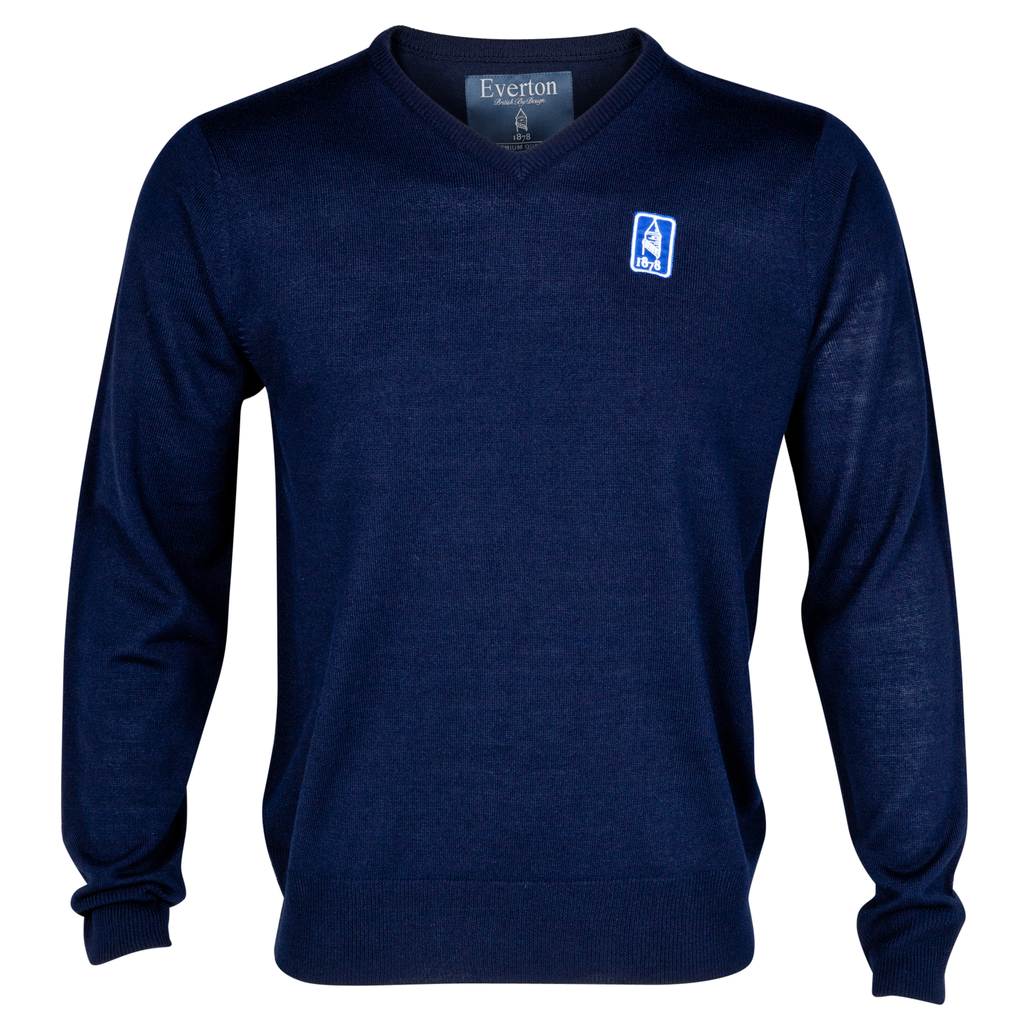 Everton Jack Jumper - Navy