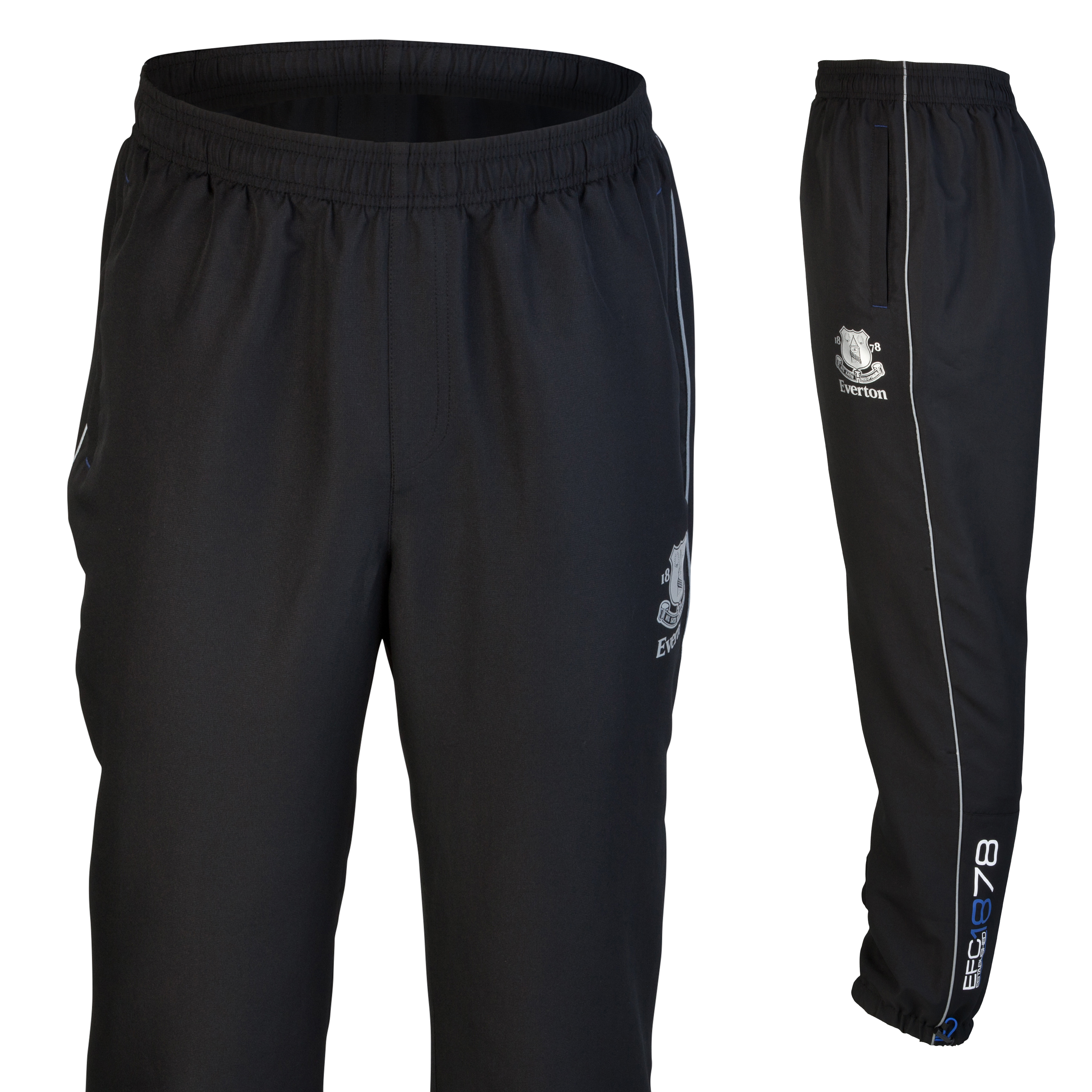 Everton Storm Pant - Black - Older Boys