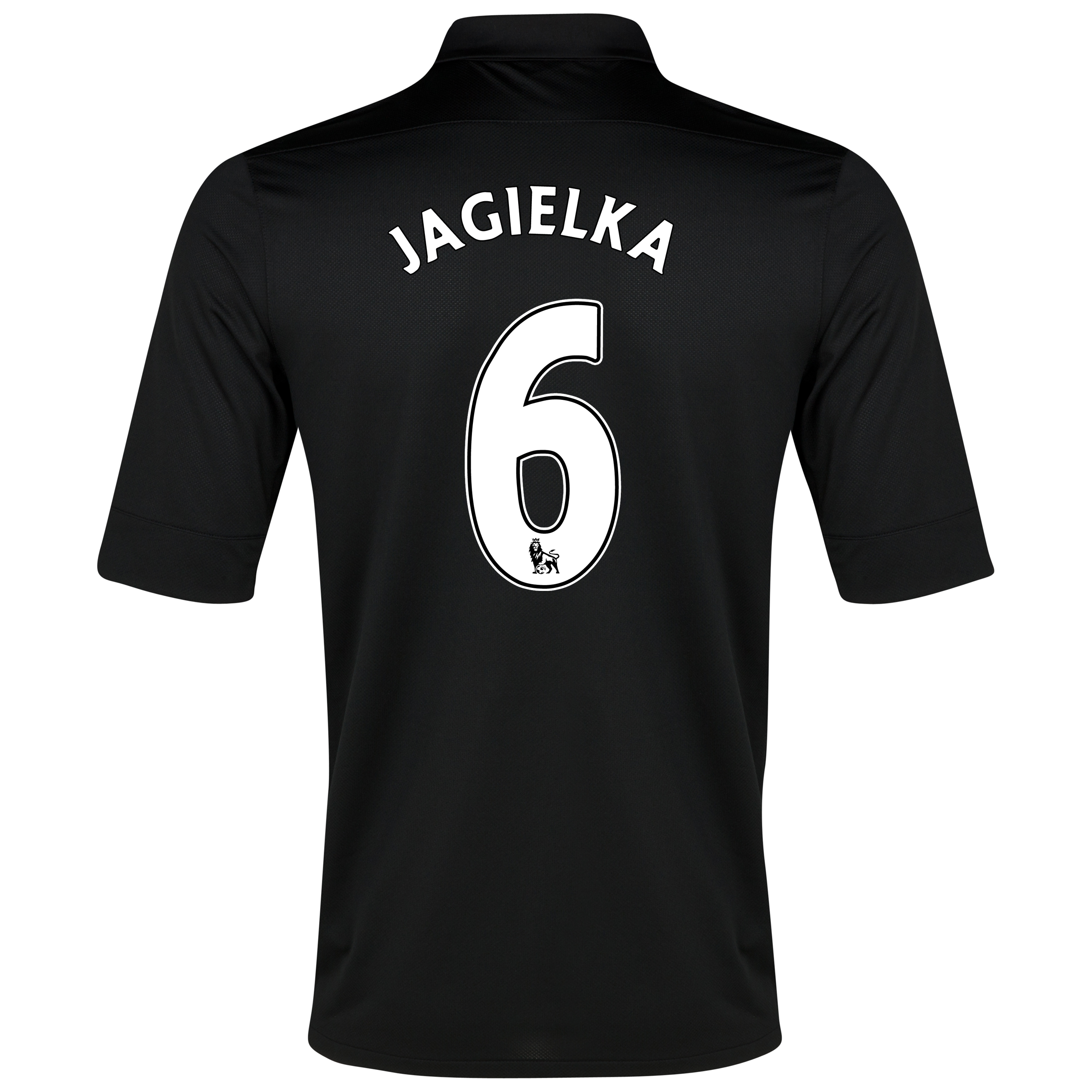 Everton Away Shirt 2012/13 with Jagielka 6 printing