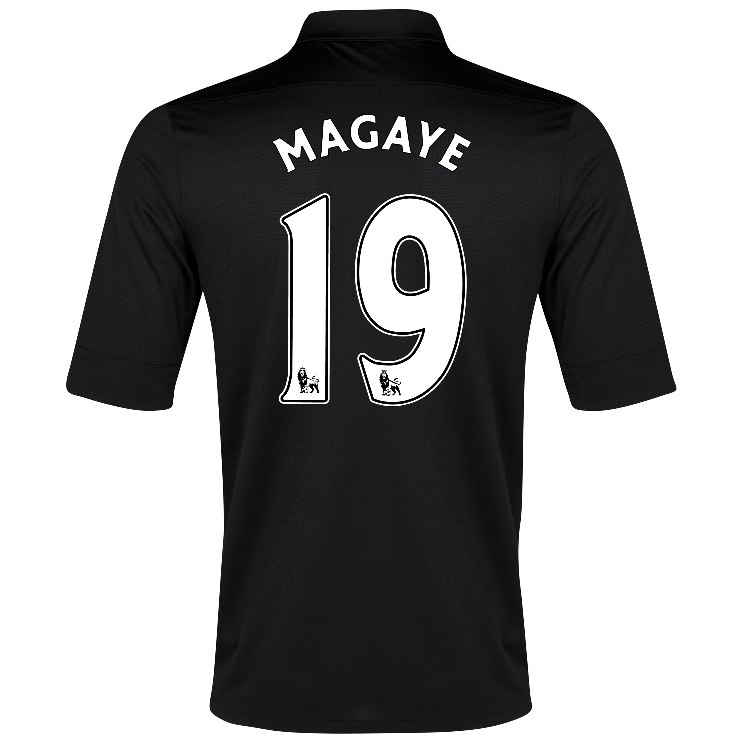 Everton Away Shirt 2012/13 with Magaye 19 printing