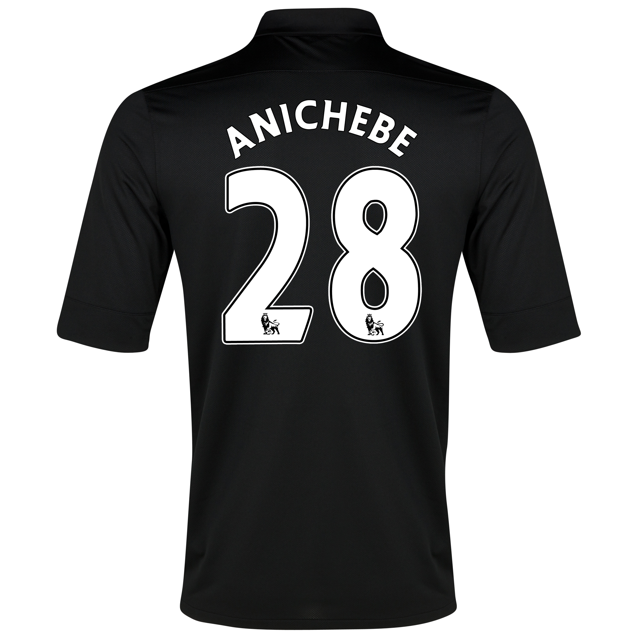 Everton Away Shirt 2012/13 with Anichebe 28 printing