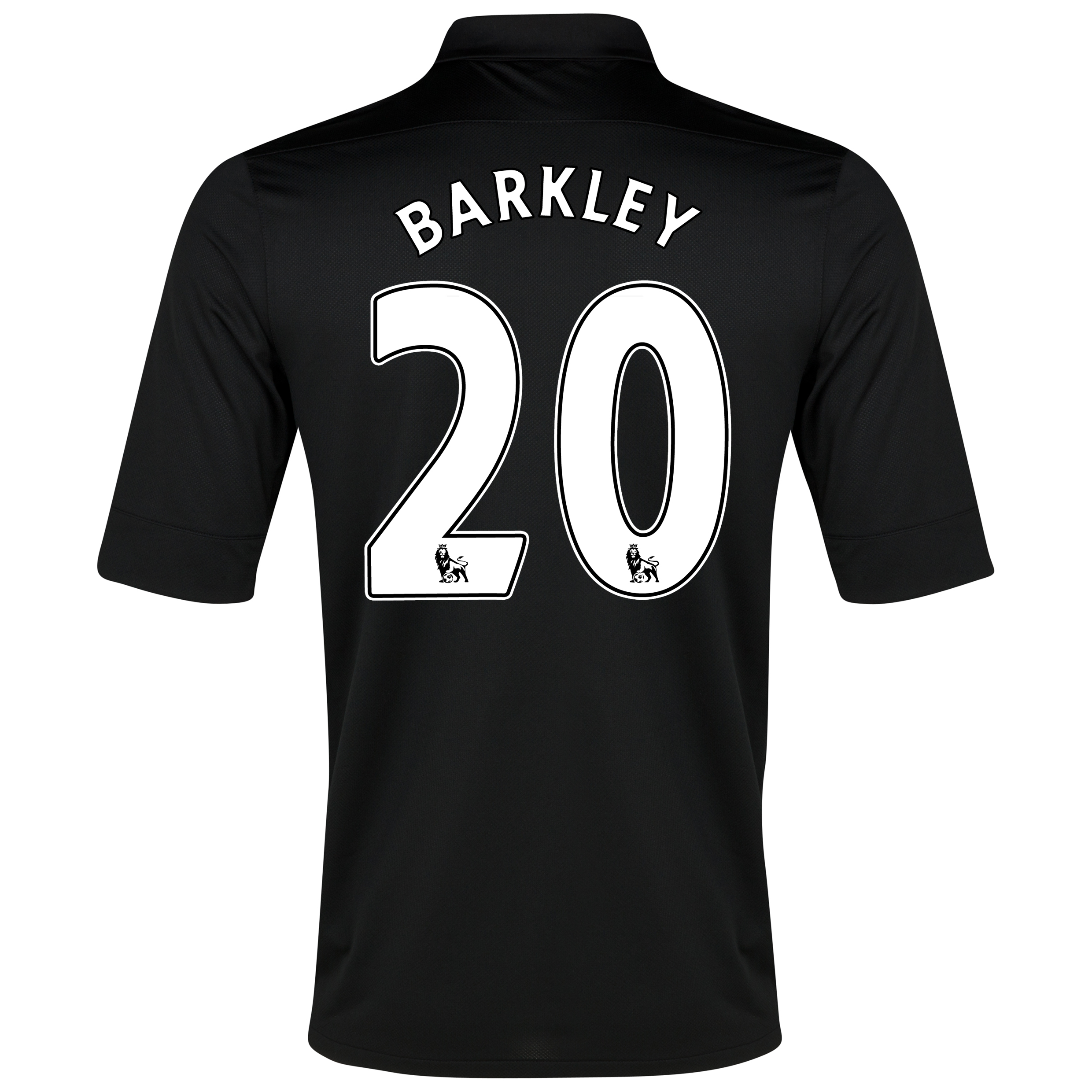 Everton Away Shirt 2012/13 with Barkley 20 printing