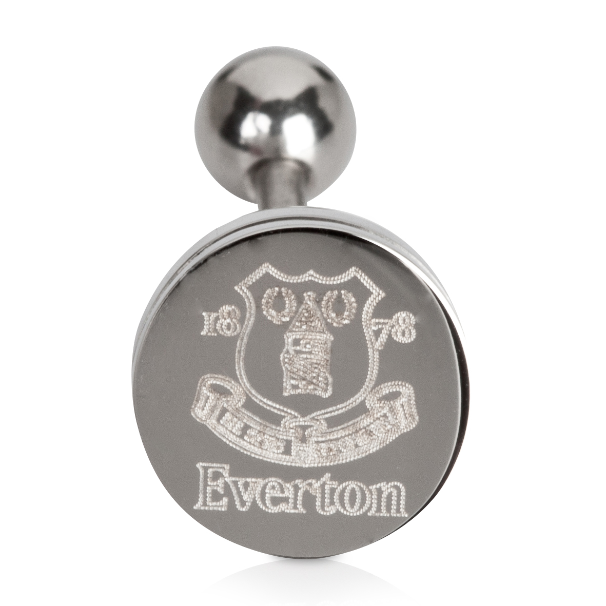 Everton Belly Bar - Stainless Steel