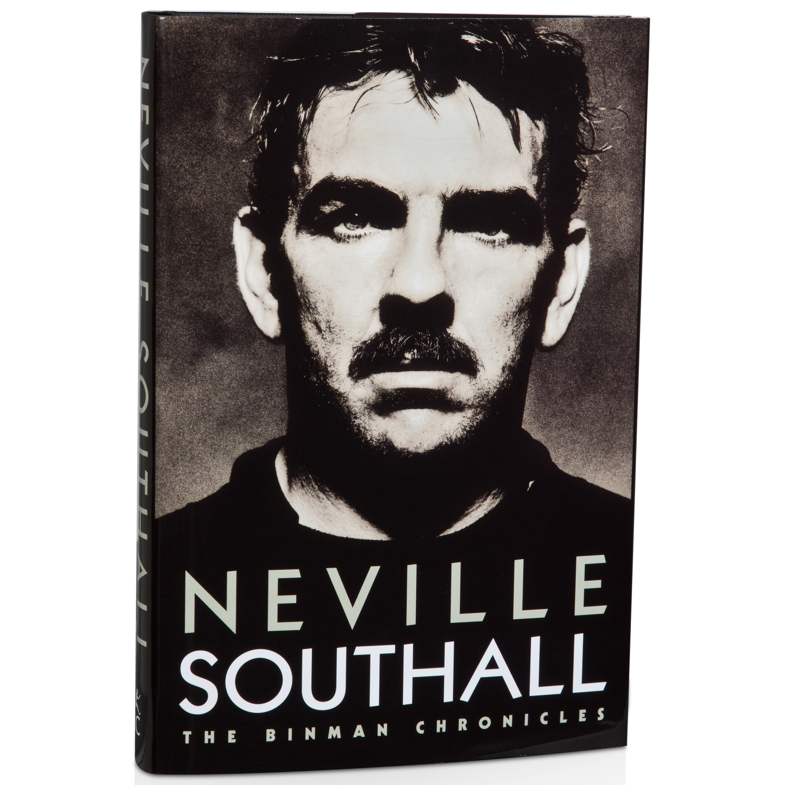 Everton Neville Southall The Binman Chronicles Book