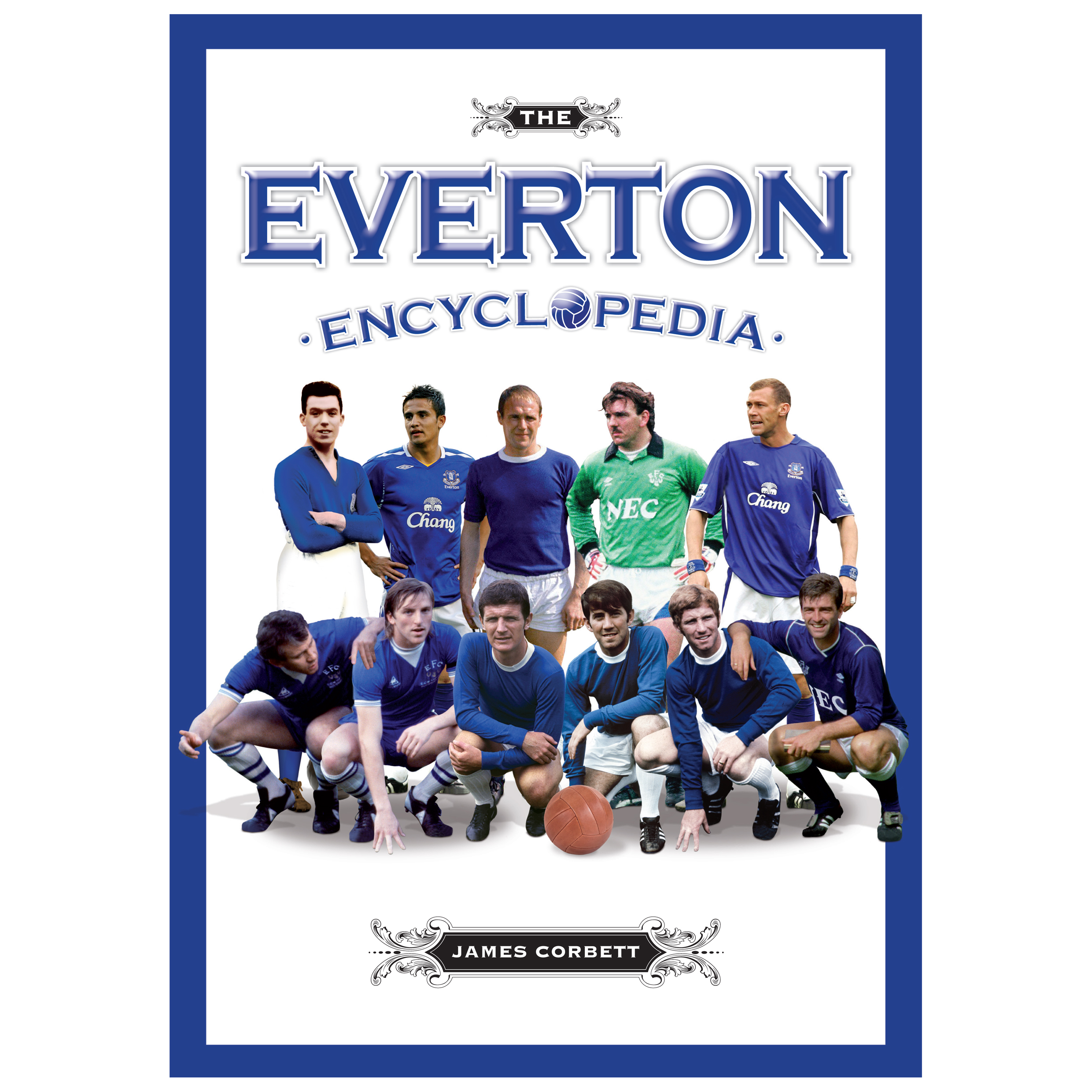 Everton Encyclopedia Book