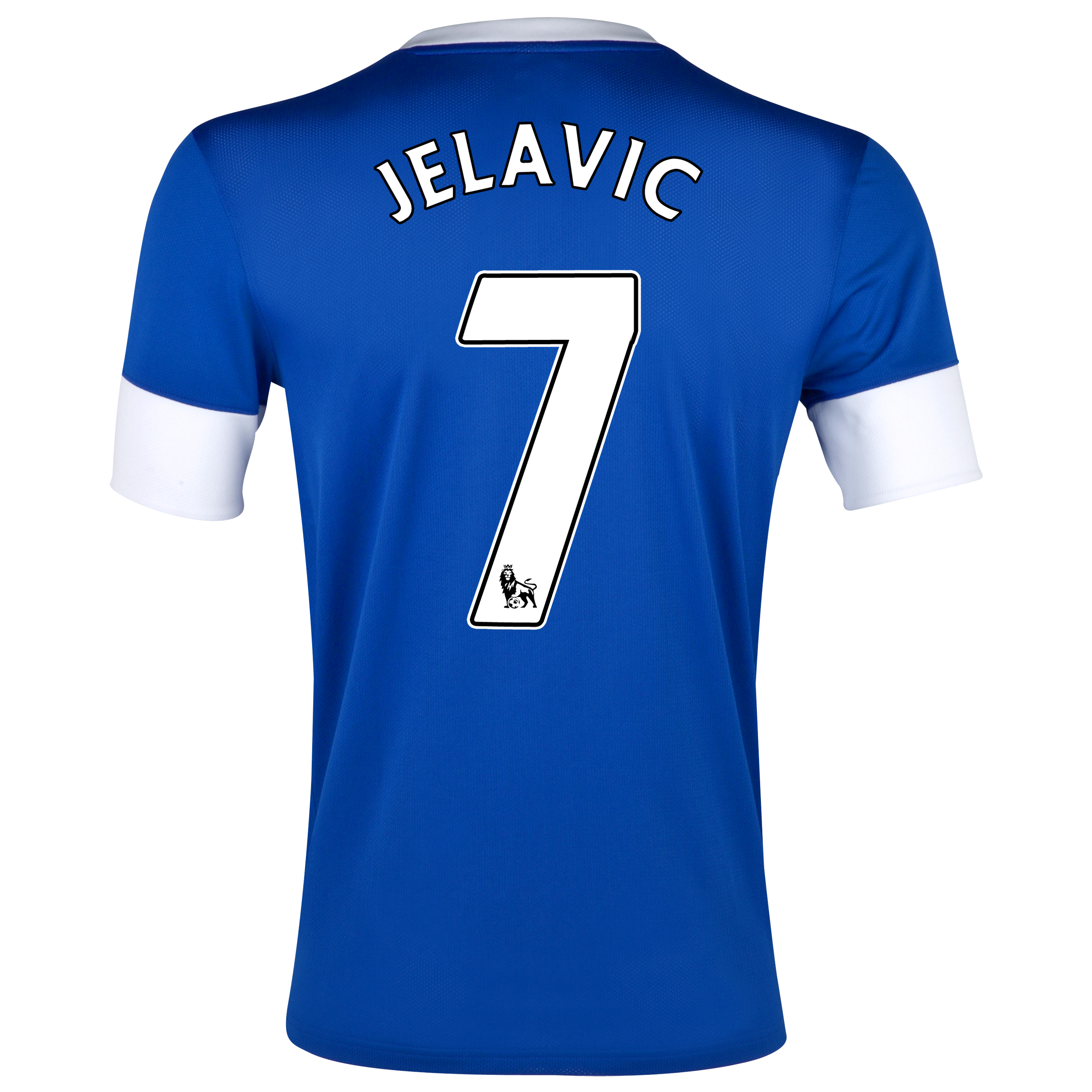 Everton Home Shirt 2012/13 with Jelavic 7 printing