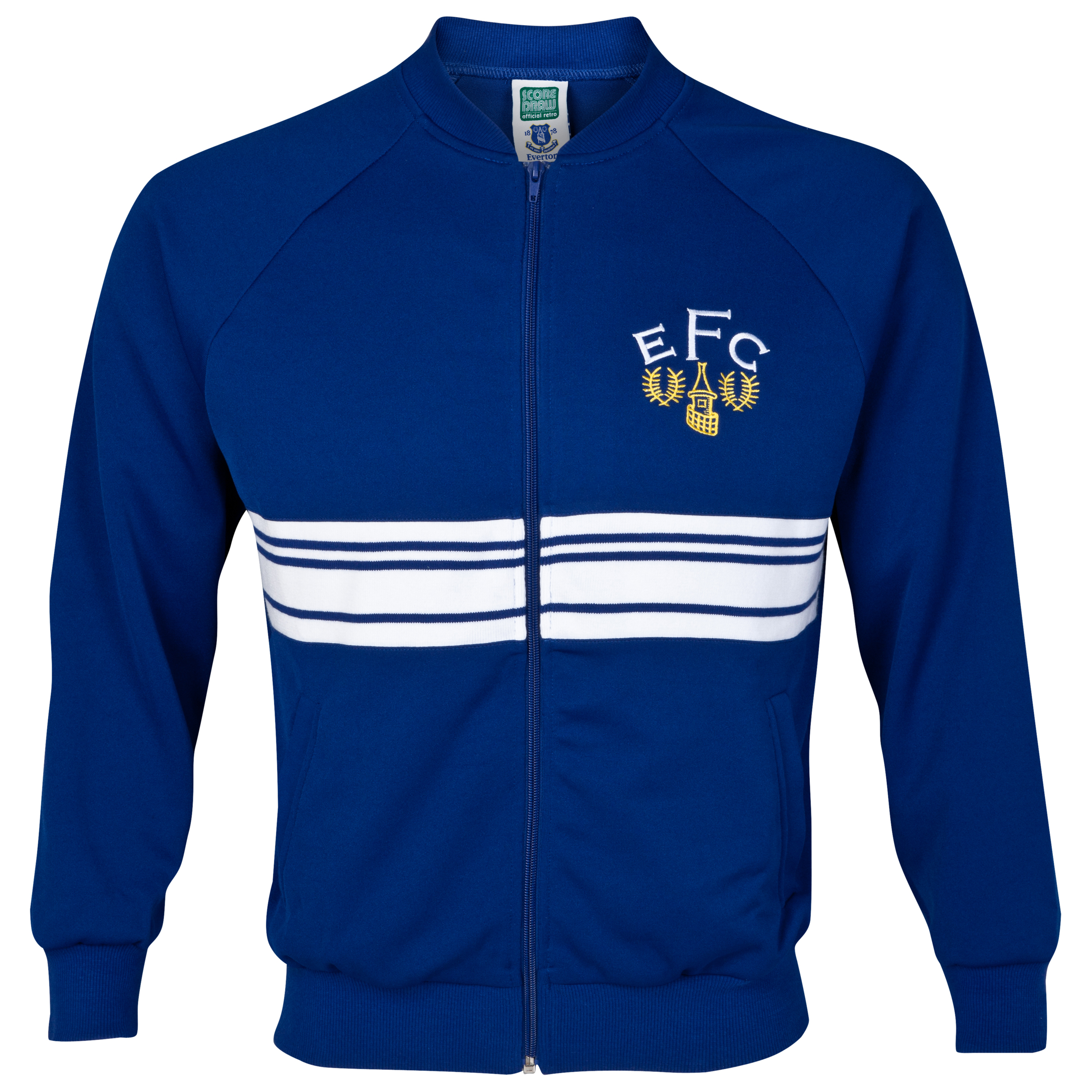 Everton 1984 Track Jacket