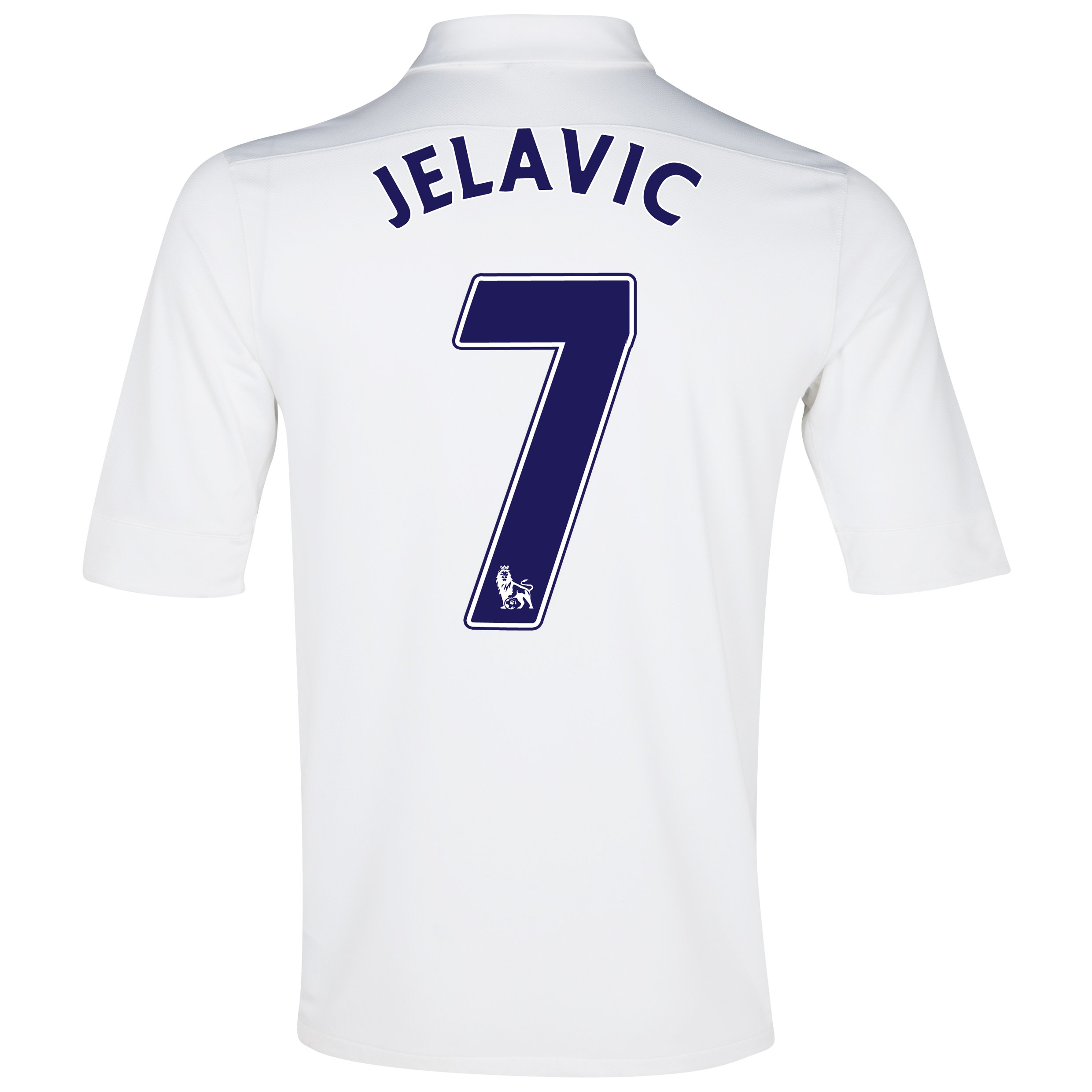 Everton 3rd Shirt 2012/13 with Jelavic 7 printing
