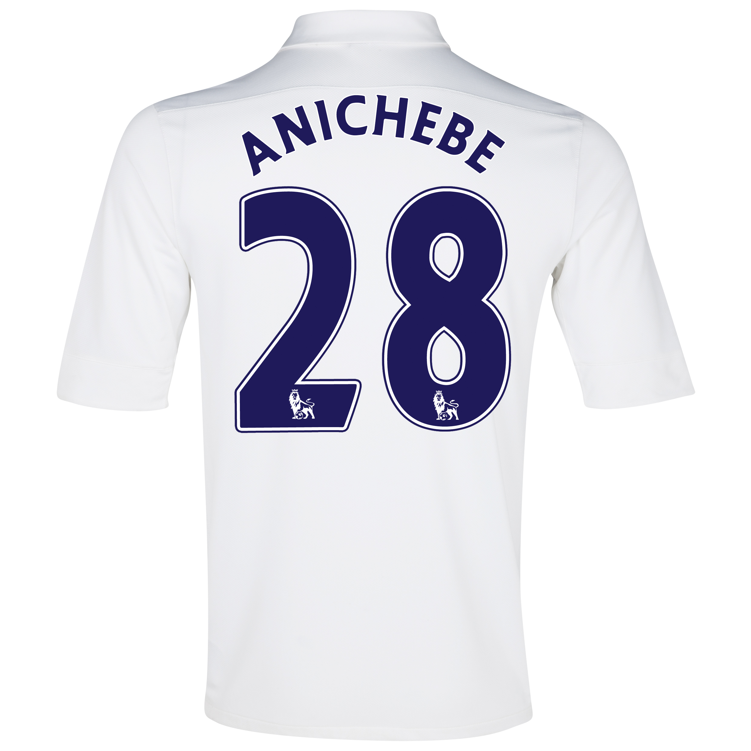 Everton 3rd Shirt 2012/13 with Anichebe 28 printing