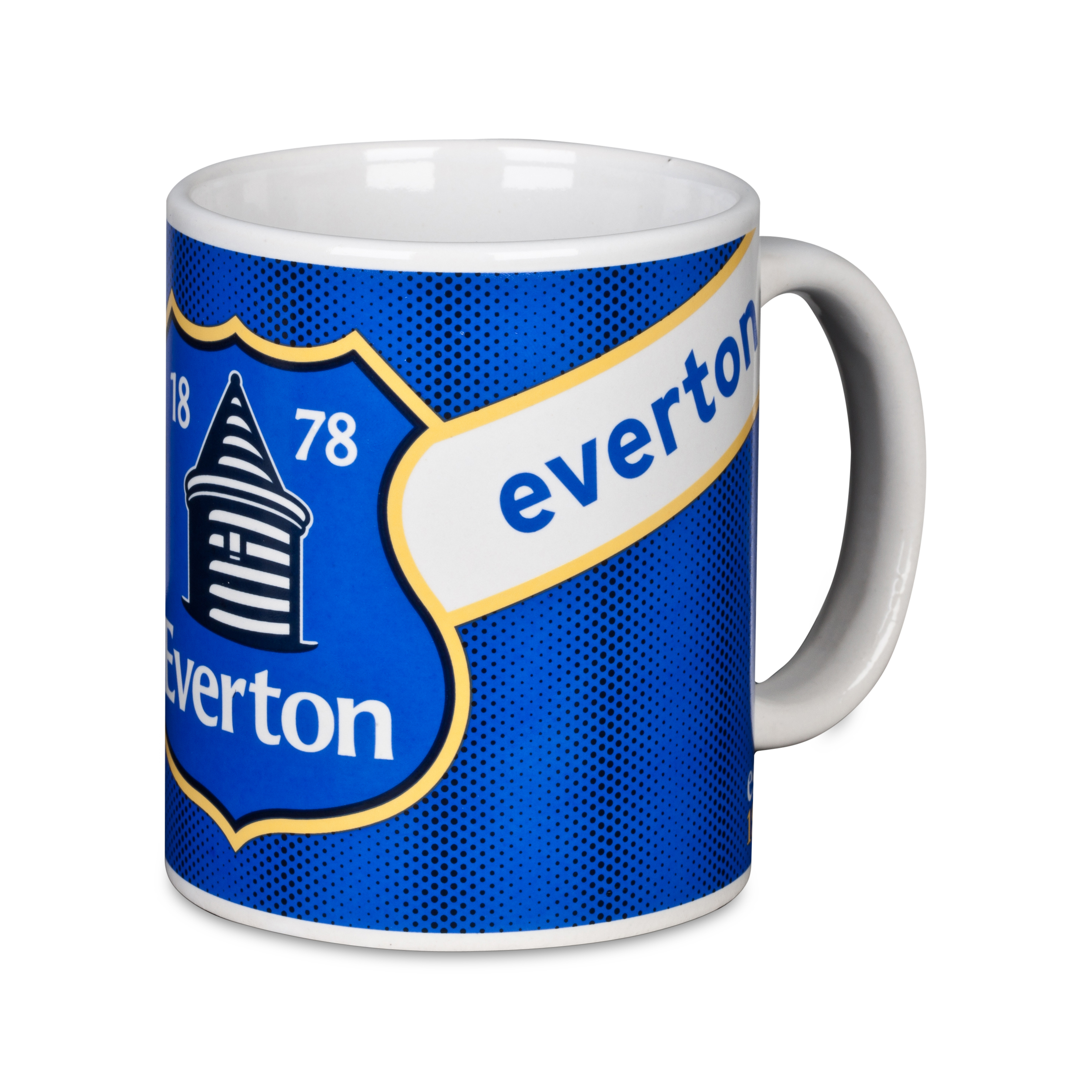 Everton Core Sash Royal SS13 11oz Mug