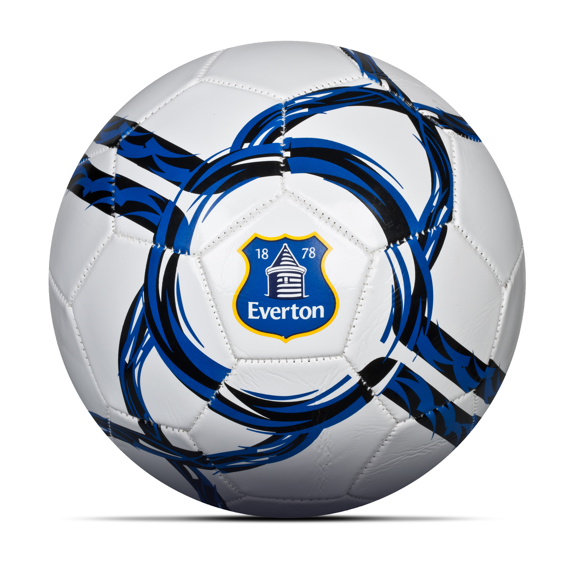 Everton Core Football - Size 5 - White